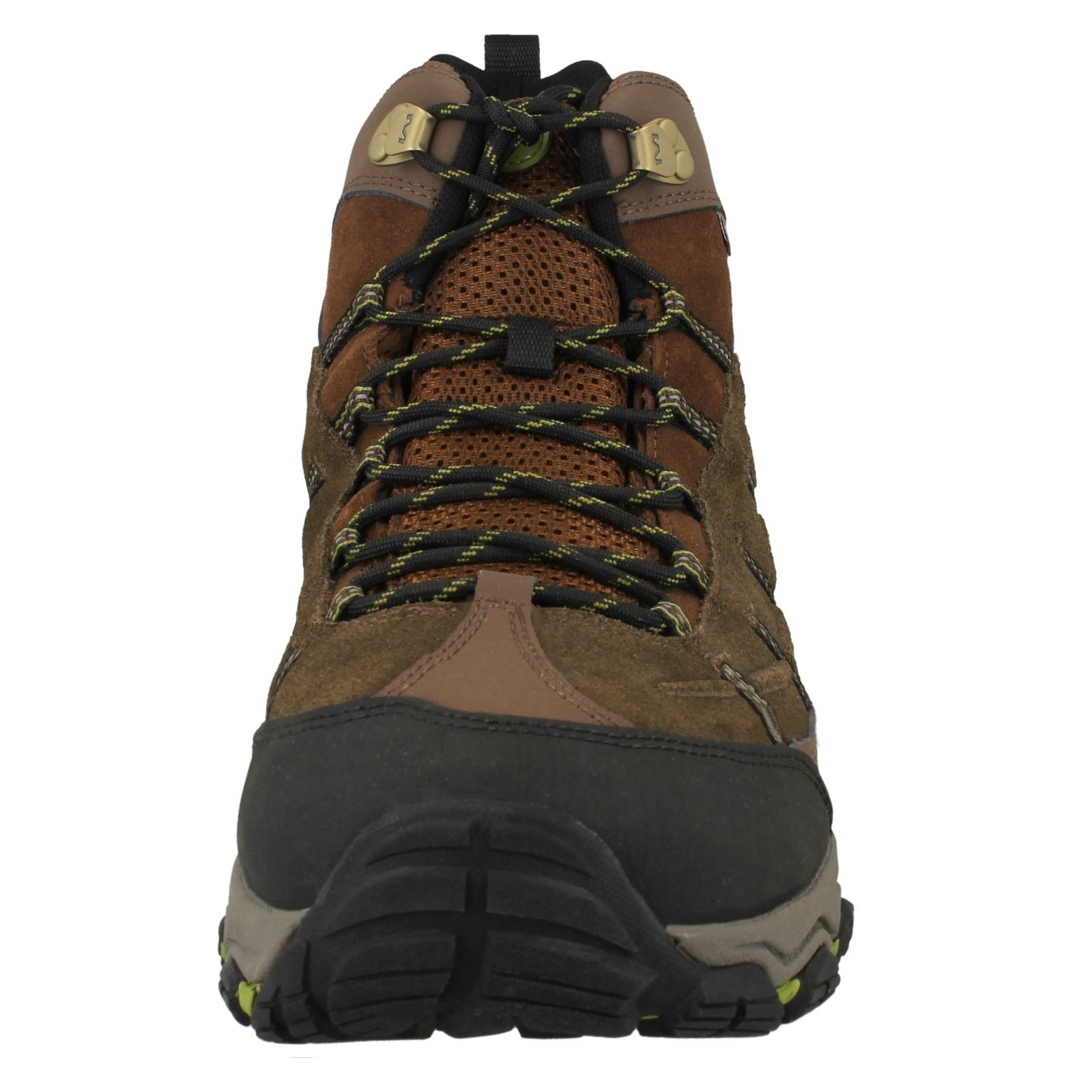 Mens Waterproof Merrell Waterproof Mens Walking Boots 'Terramorph Mid' 614400
