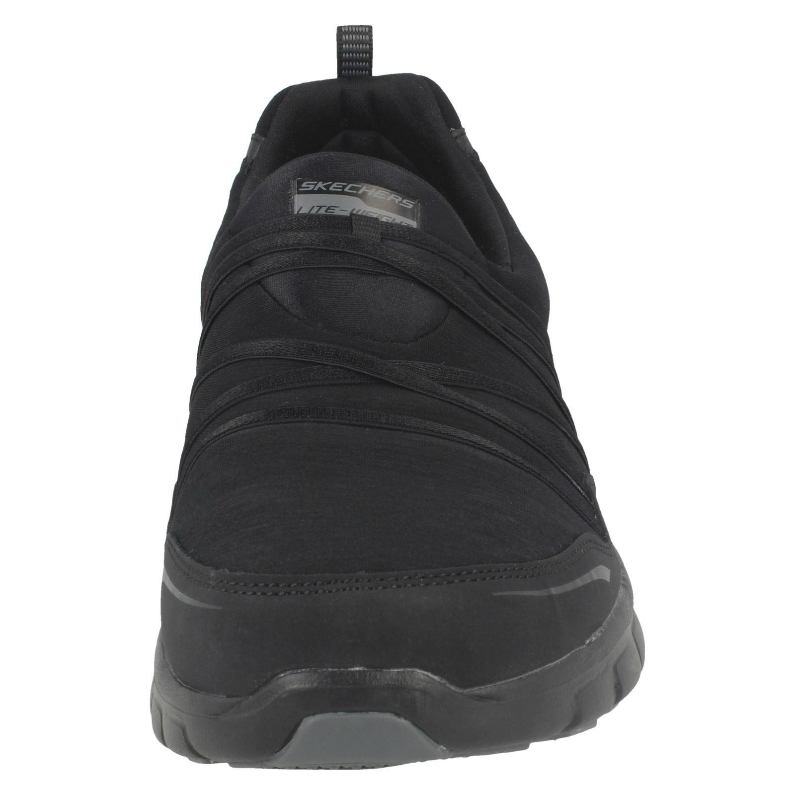 Donna Skechers Slip Scarpe On Tessile Scarpe Slip da ginnastica sinergia scene STEALER 12004 4d98ba