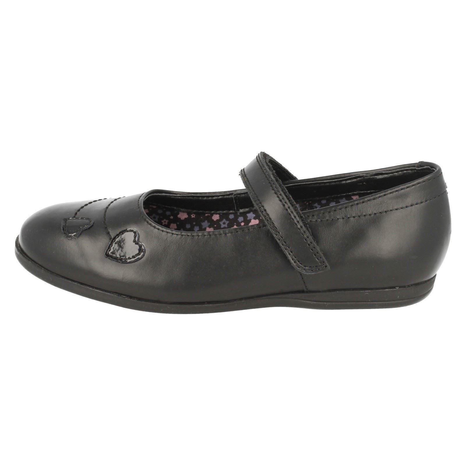 Niñas Startrite Formal/Zapatos Escolares Saskia