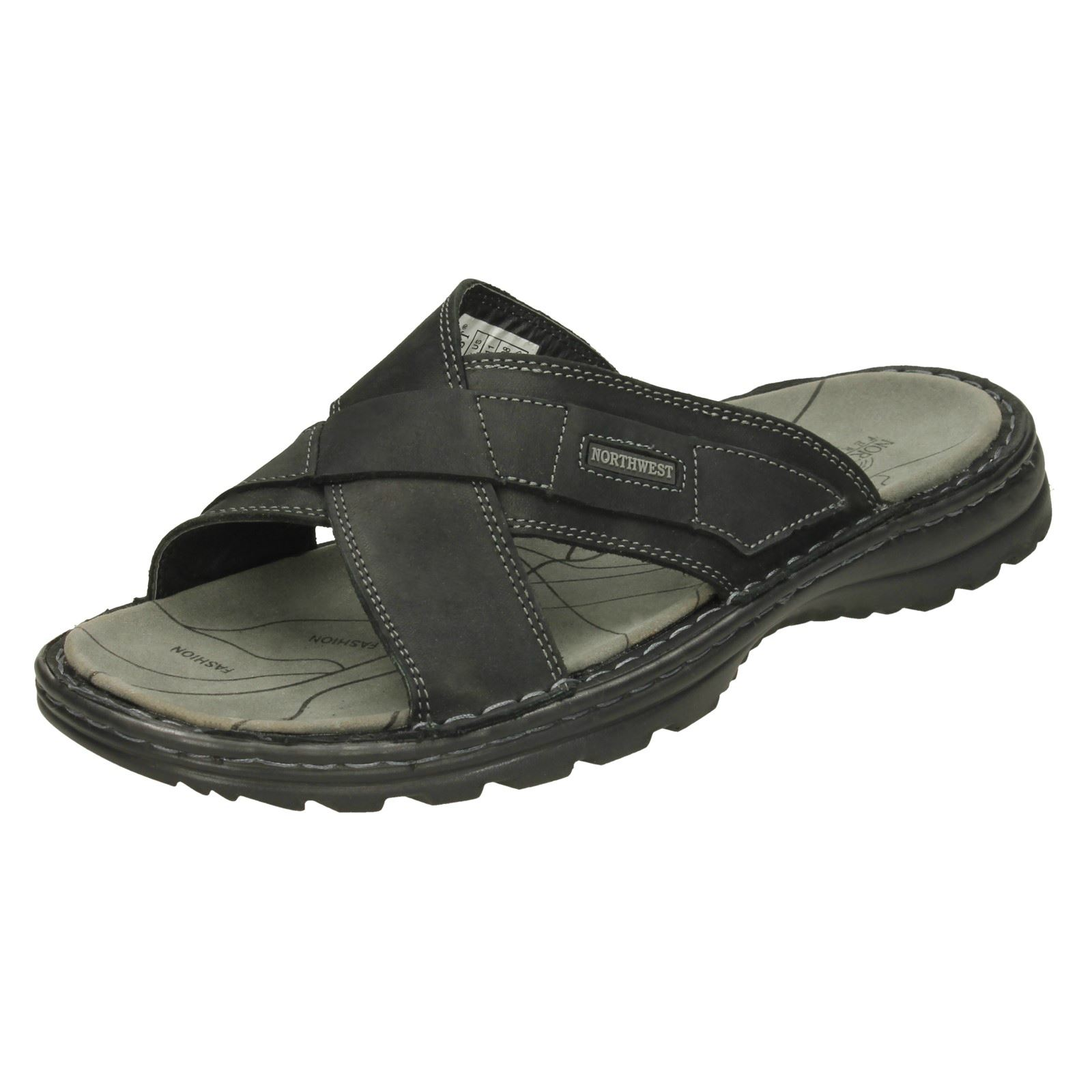 Uomo northweas casual sandali Slipon sahala