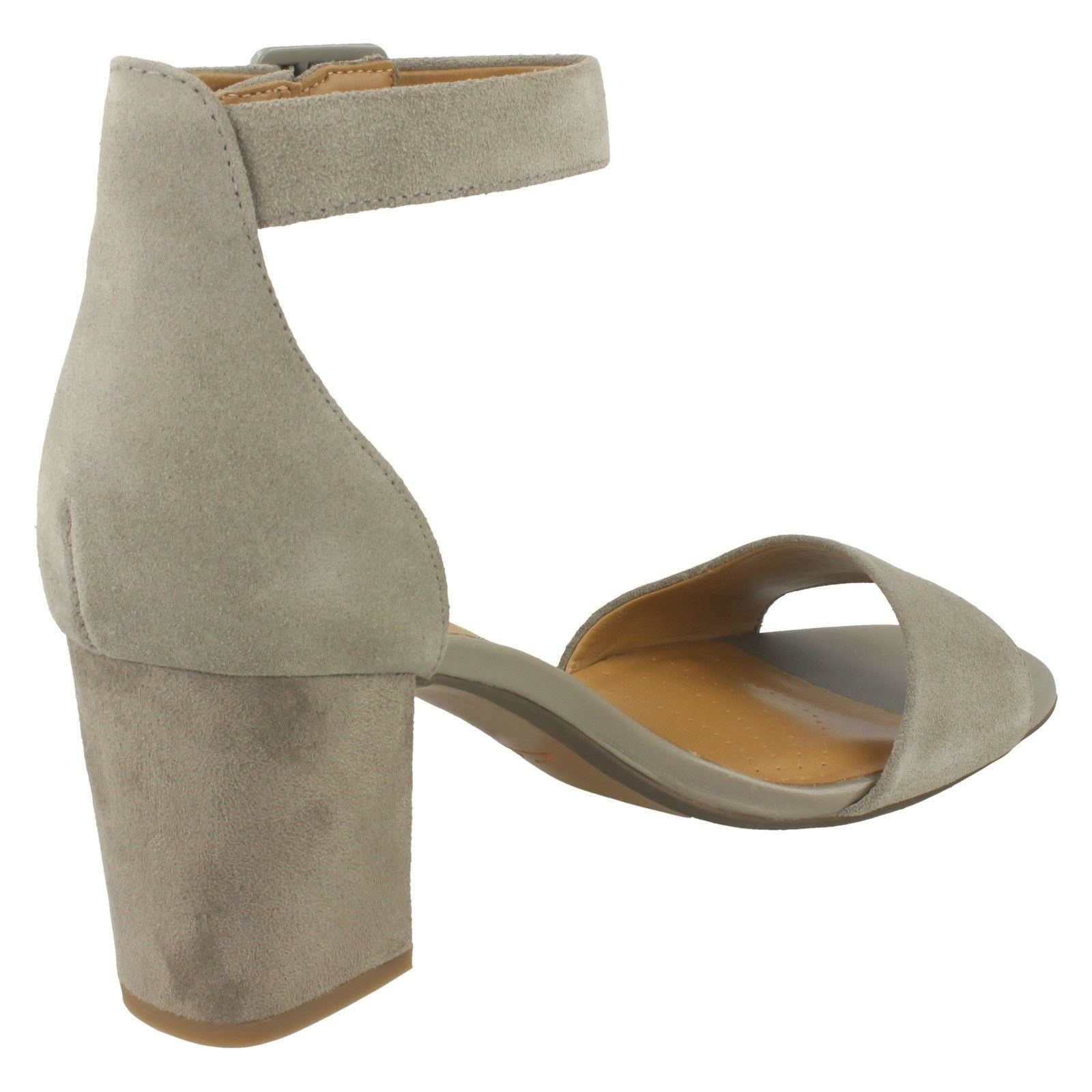 39b1281b52d Ladies Clarks Heeled Sandals - Deva Mae  Picture 2 of 10  Picture 3 of 10  ...