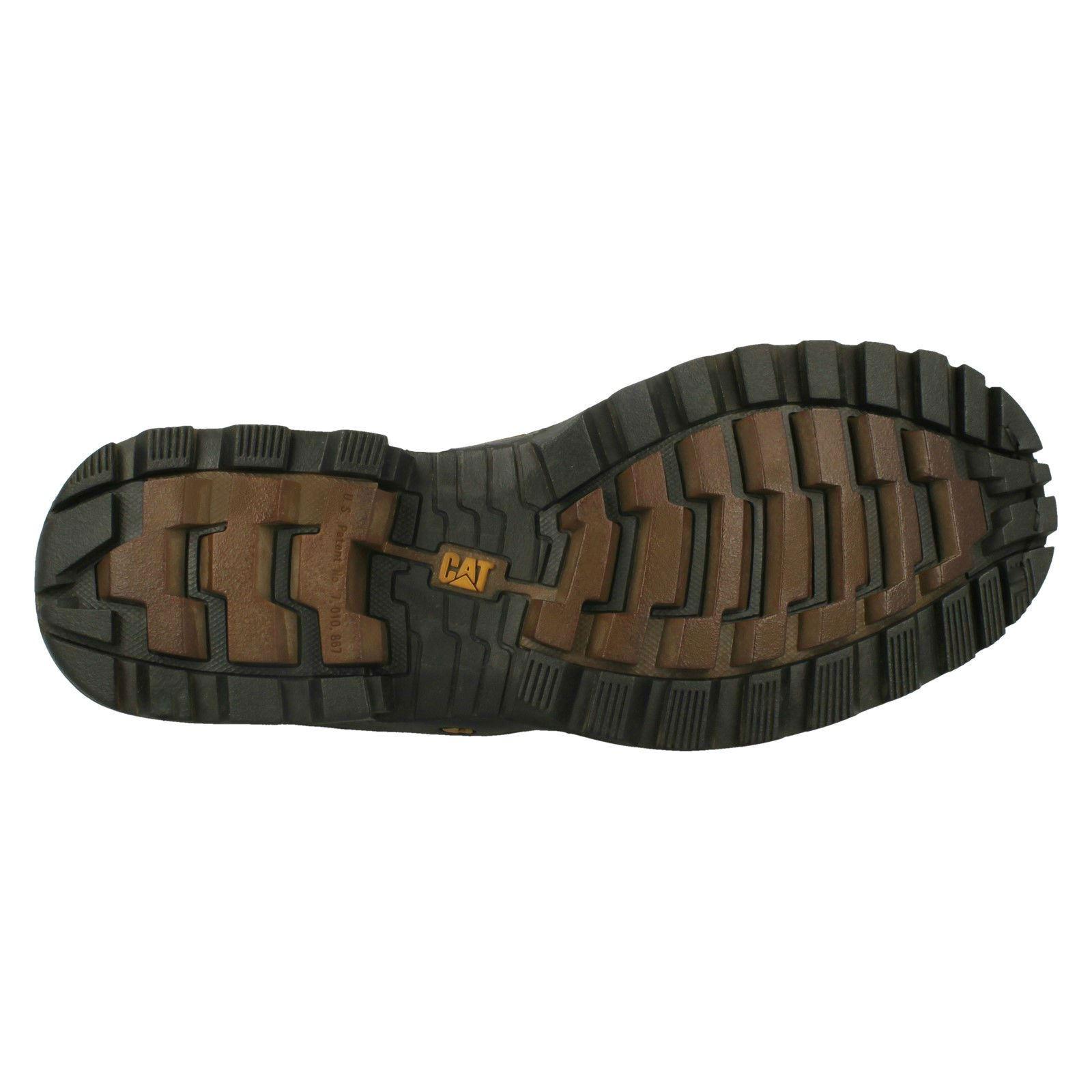 Para Para Para Hombre Caterpillar Cordones Botas De Trabajo 'Aldgate' 17fece