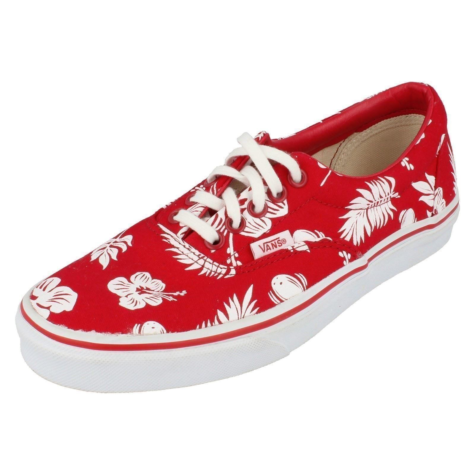24ca20757e VANS Era Tropicoco Print Canvas Trainers - Size UK 4.5   EU 37  kst ...
