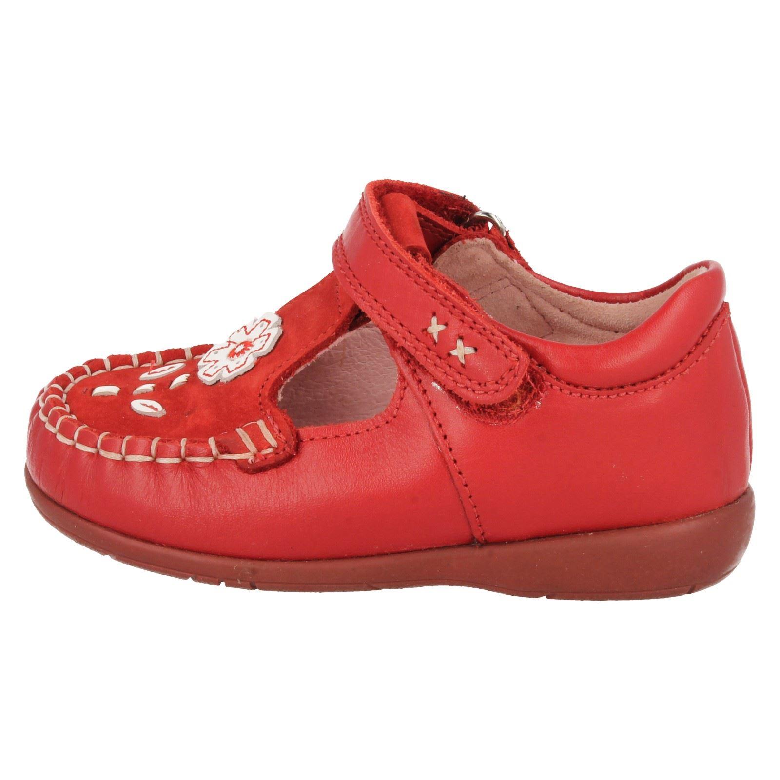 Girls Startrite T-Bar Smart Casual Shoes Leila