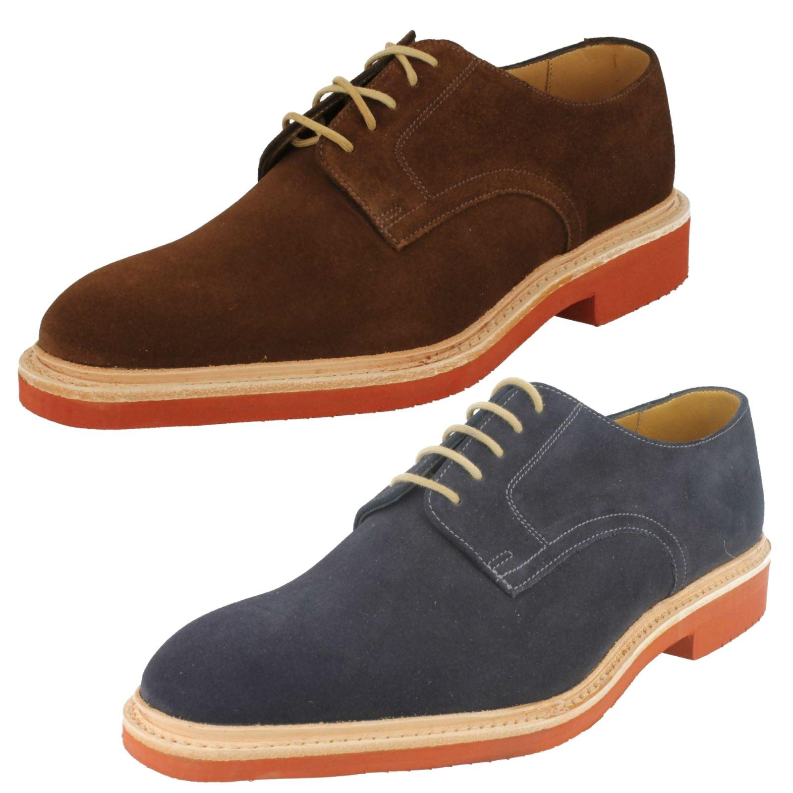 Mens Loake Smart/Casual Shoes 'Morrison