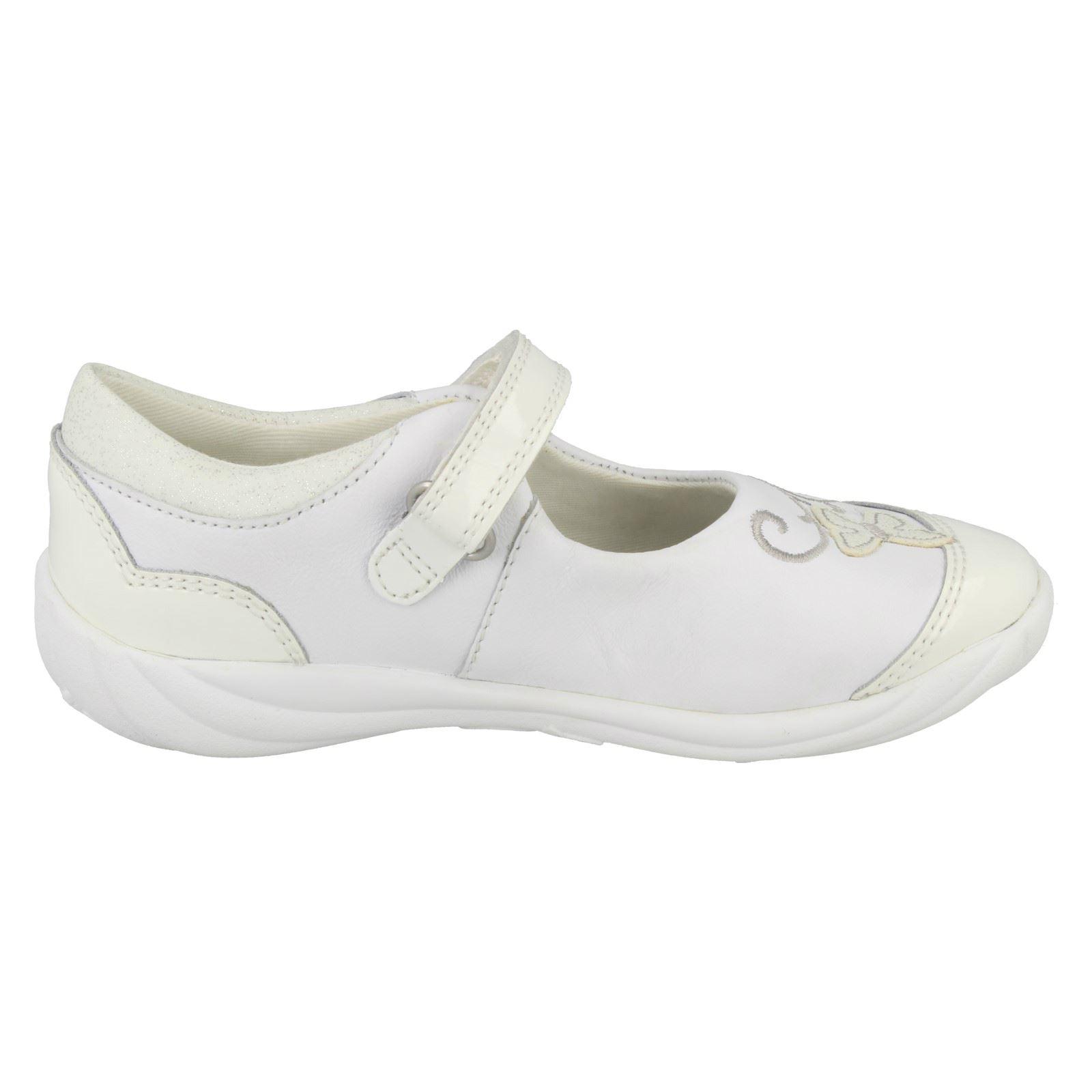 Clarks Girls Shoes - Golda Ray