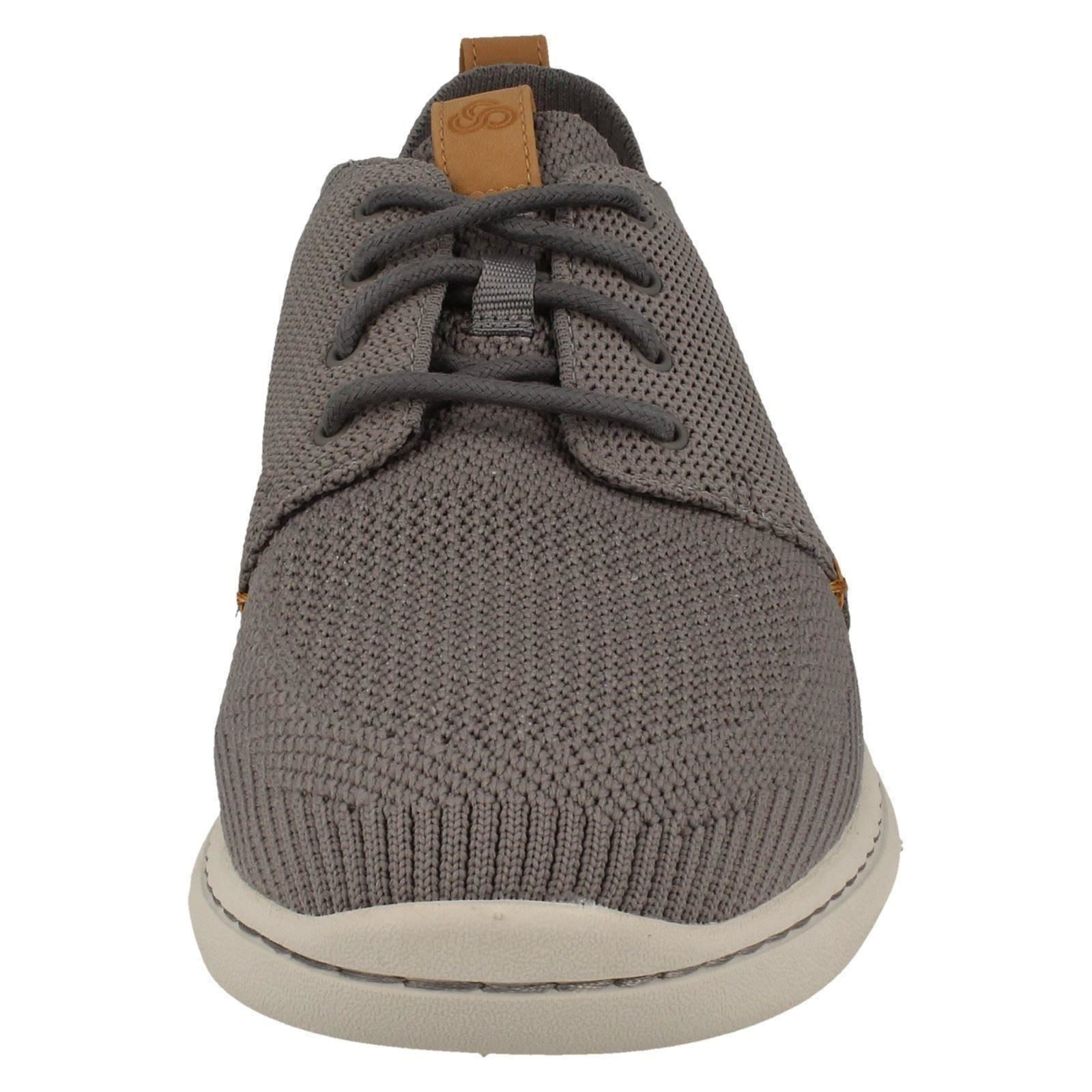 Herren Schuhes Clarks Lace Up Casual Schuhes Herren Step Urban Mix bcbc7d