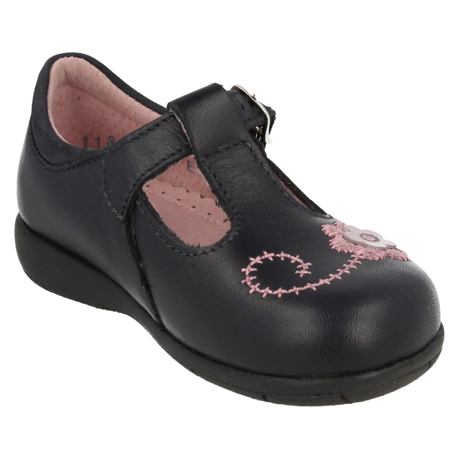 Girls Startrite Formal T-Bar Shoes Iris