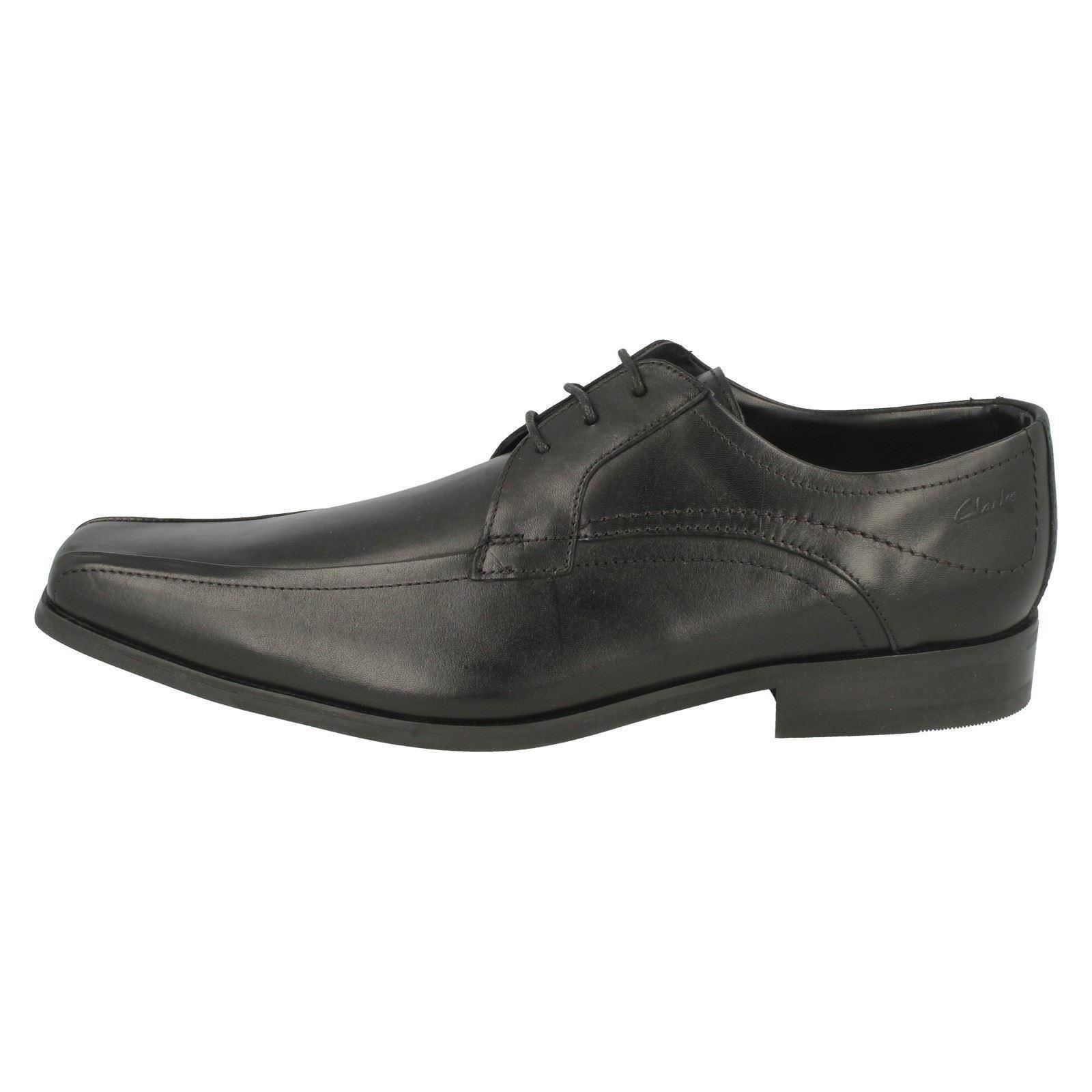Mens Clarks Formal Park Lace Up Schuhes Croyden Park Formal aa0488