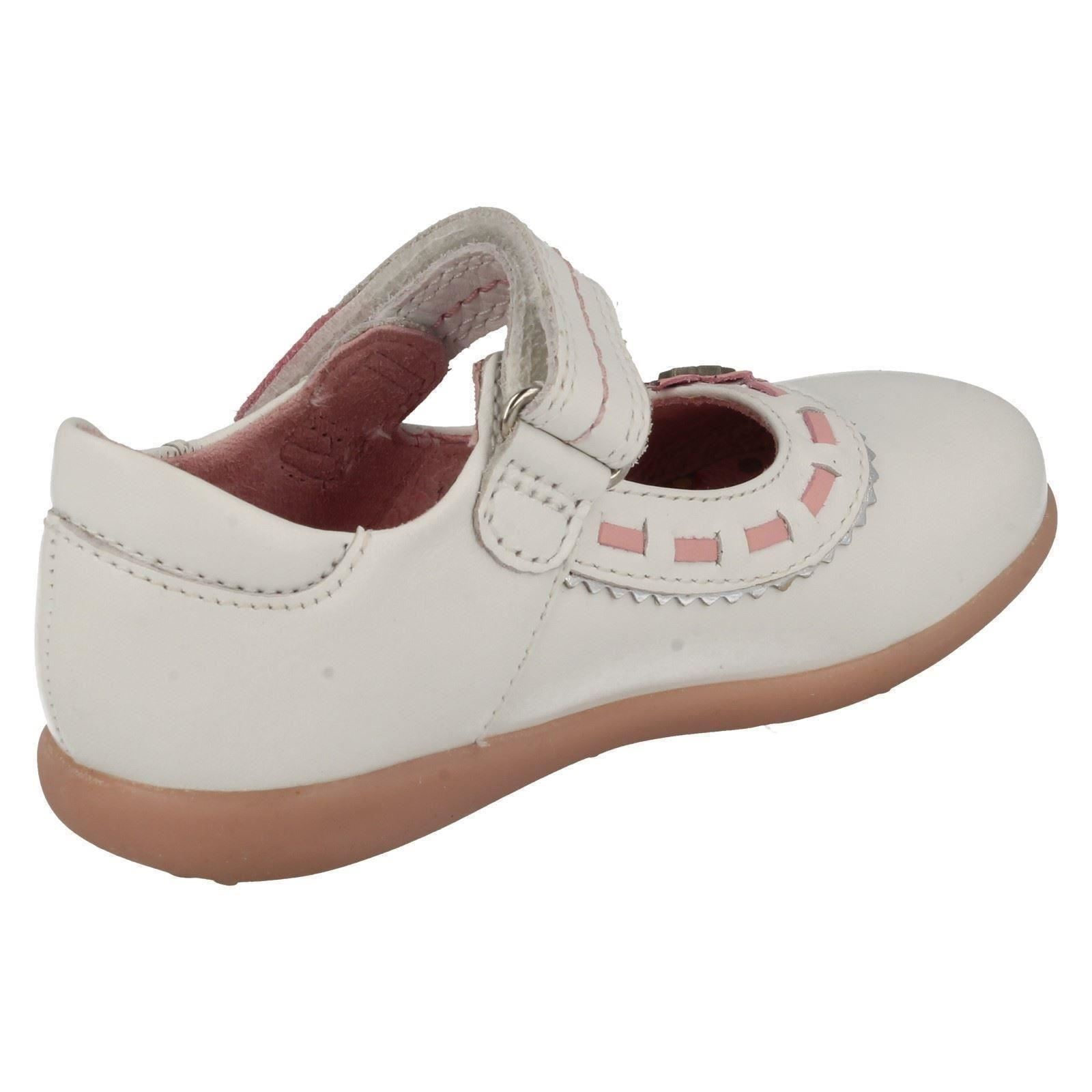 Girls Startrite Mary Jane Style Casual Shoes - Ella