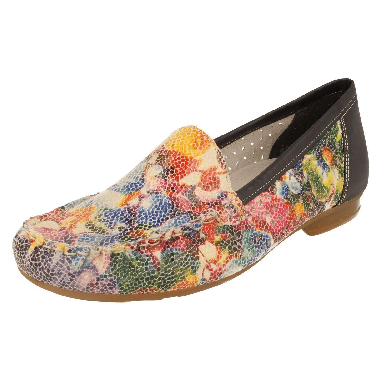 Hommes / femmes Mesdames Rieker Chaussure Chaussure Chaussure s' 40089' Gamme complète de spécifications Belle Grand nom international 46c0ce