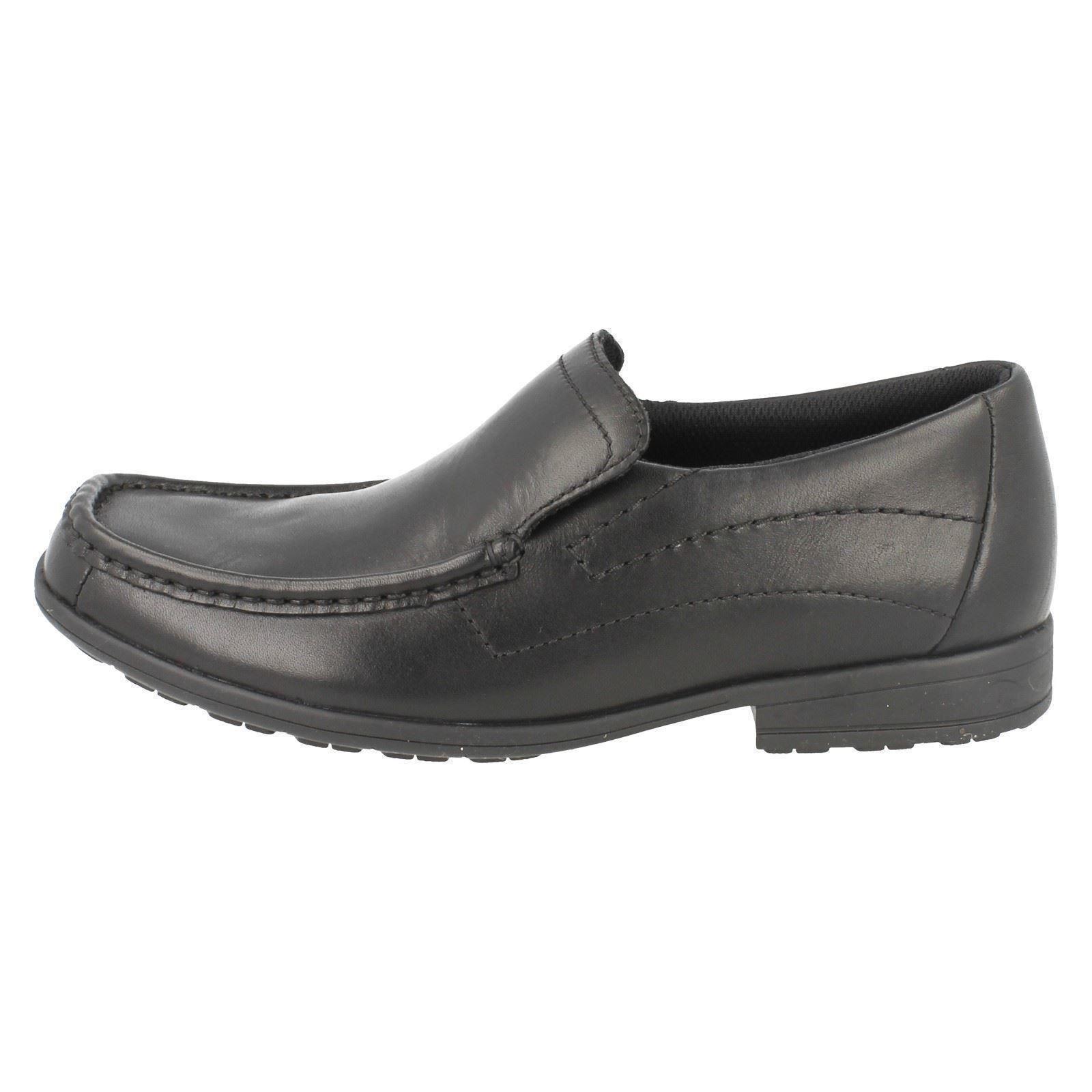 Senior Boys Clarks Bootleg Shoe