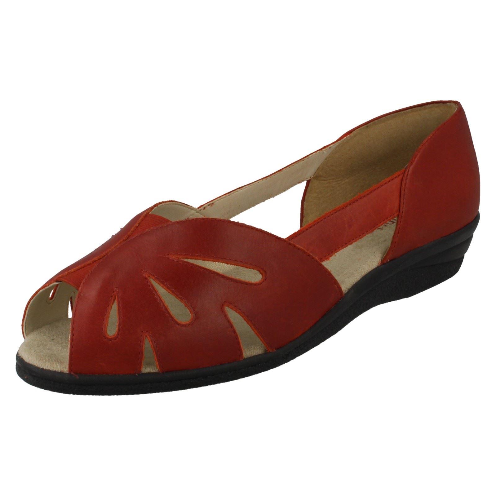 Donna Equity ampia vestibilità sandali-Cathy