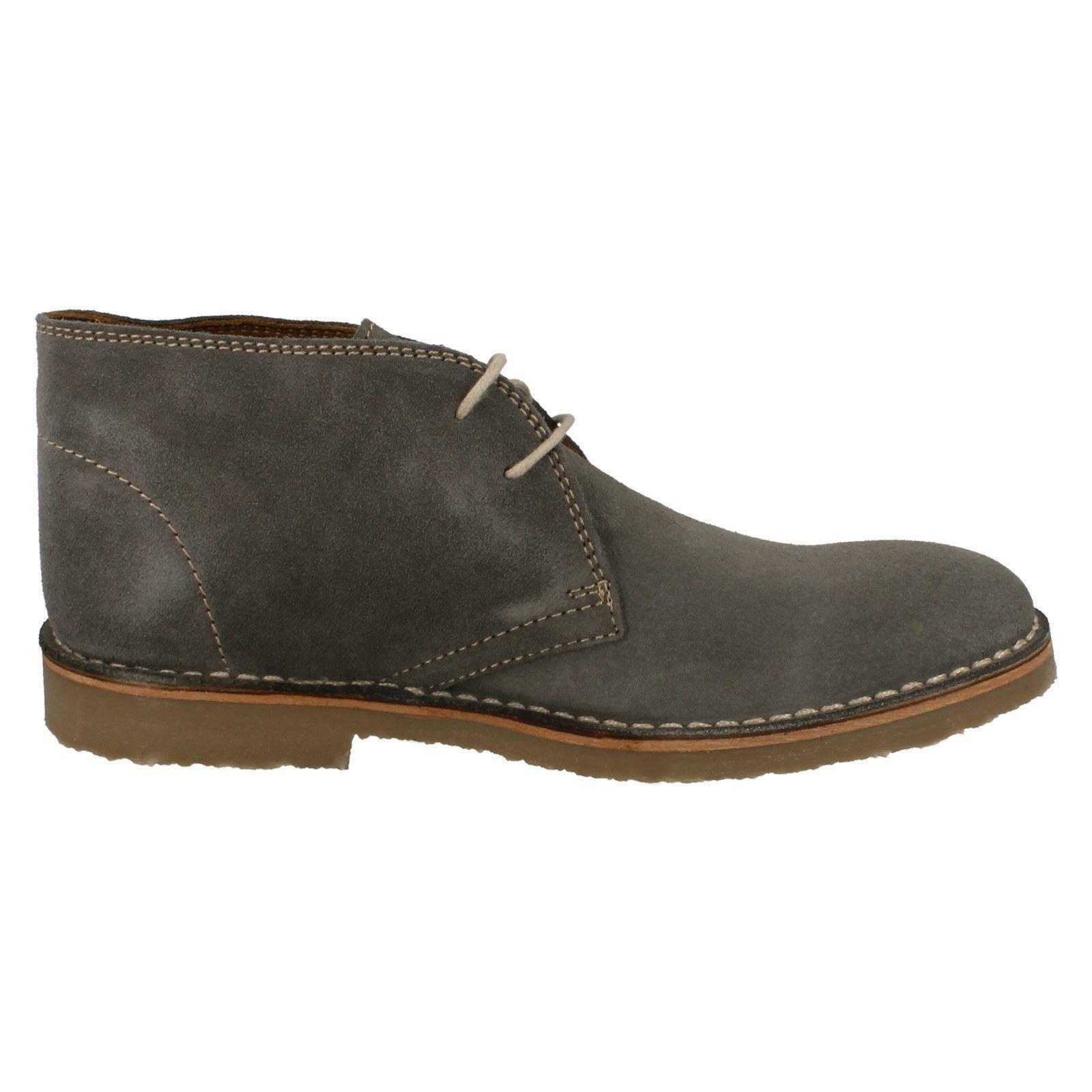 Mens Loake Desert Style Suede Kalahari Boots Kalahari Suede 6629ed