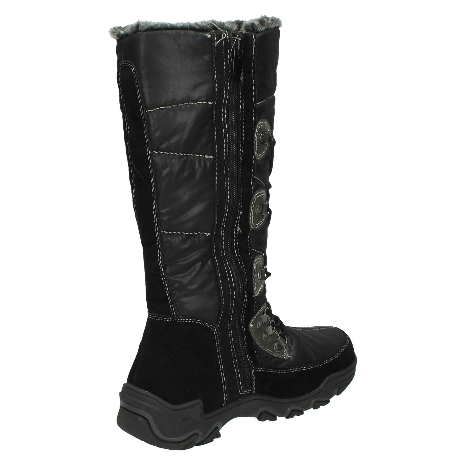 Childrens Icetex Knee High Snow Boots
