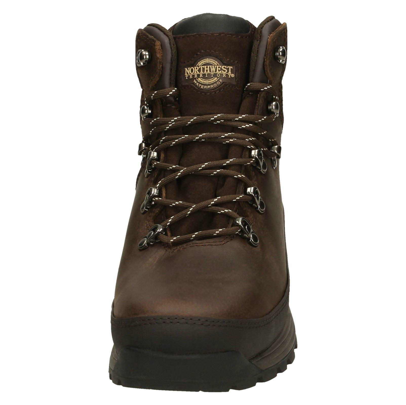 Men/'s Northwest Pelly Leather /& Nubuck Waterproof Hiking Boots