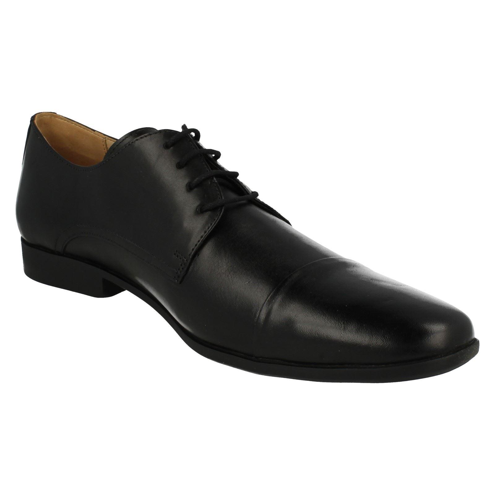 amp; Shoes Formal Co Anatomic Amparo Up Mens Black Lace Leather SCFTnqwx