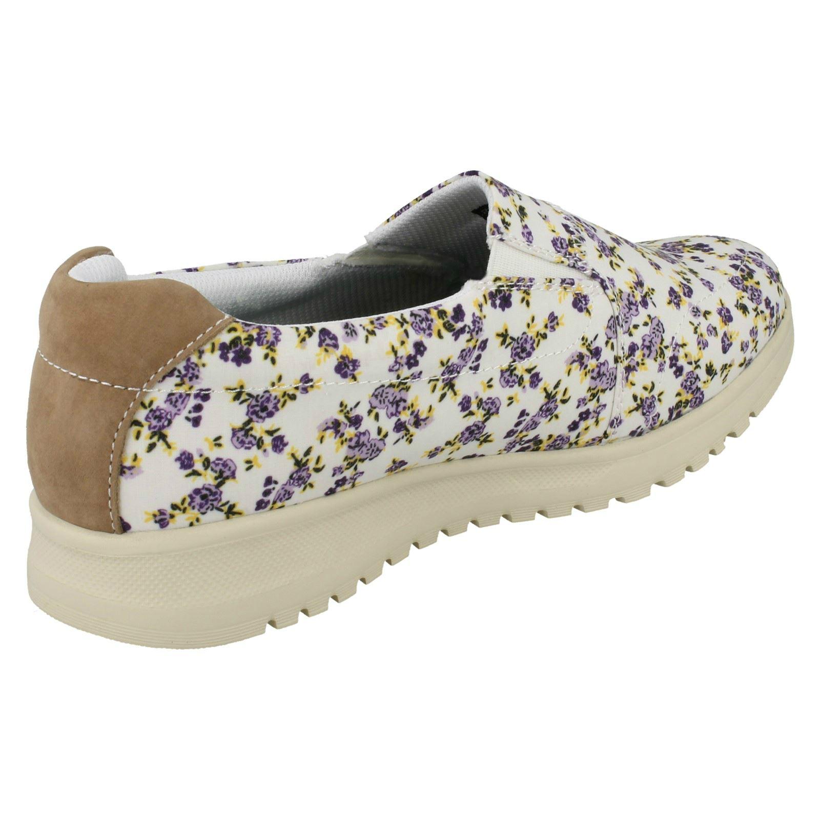Ladies Ladies Ladies Padders Slip On Casual shoes 'Re Grow' 4841c2