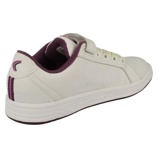 Cica White Love' Clarks Entrenadores By 'skater Chicas 7qaxwdB0OO