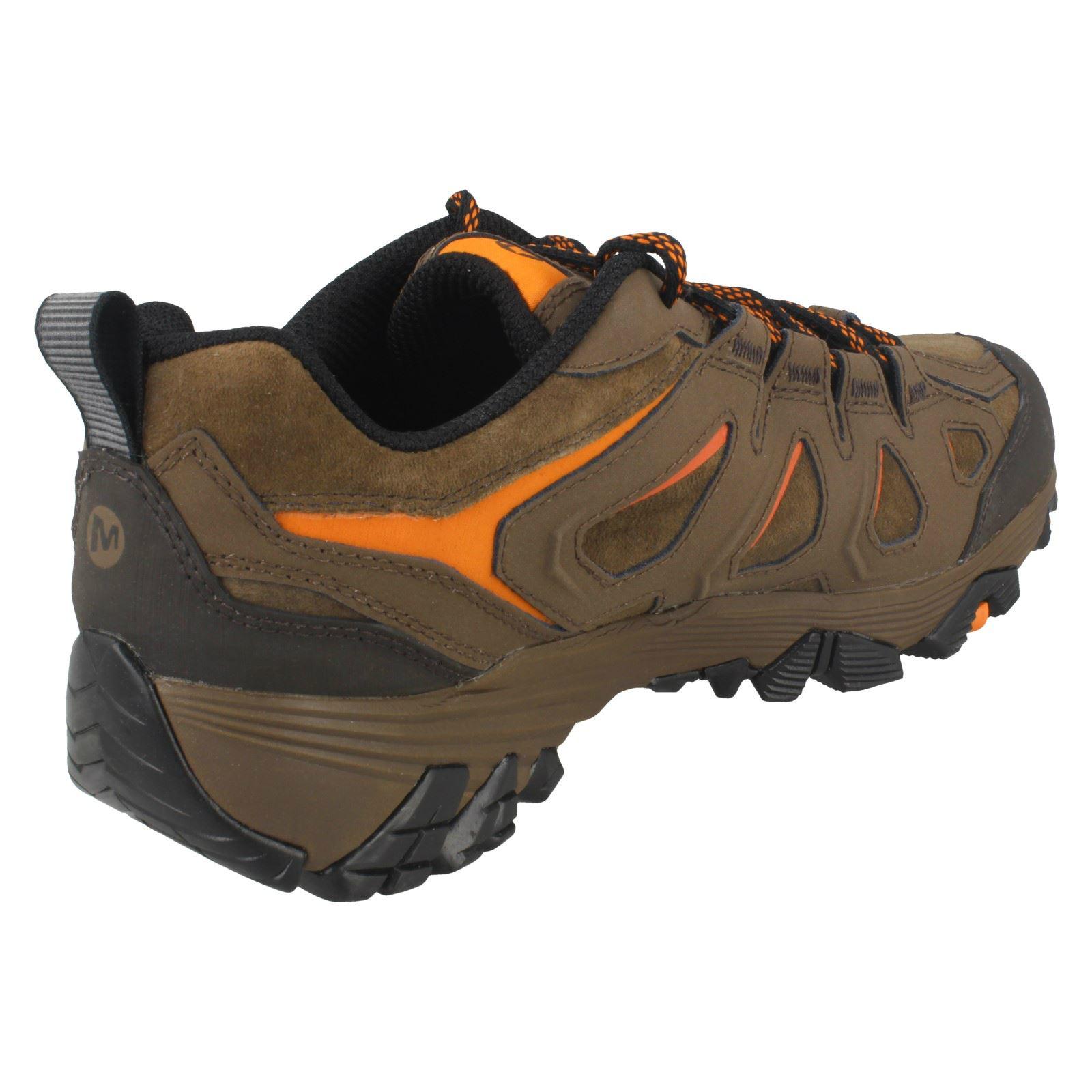 Merrell Merrell Merrell Hombre Walking Trainers - Moab Fst Ltr J37809 403dc6