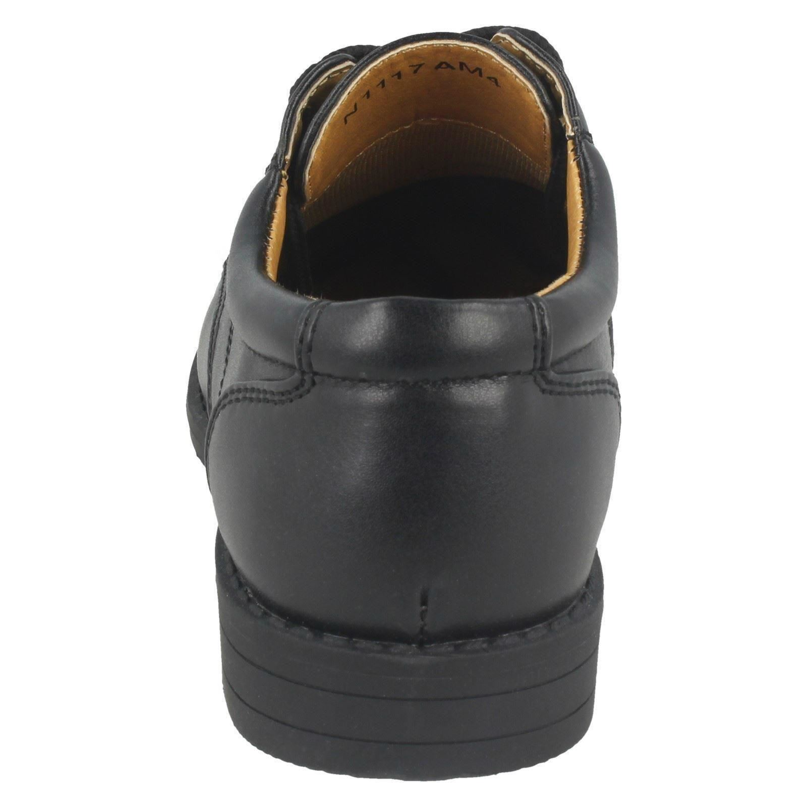 Boys Cool For School Lace Up Shoes N1117