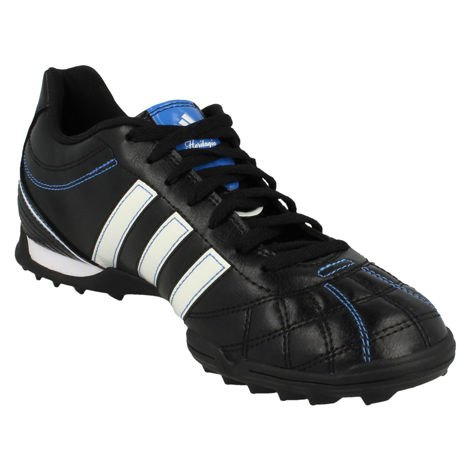 Mens Adidas Football Trainers Heritagio V TRX TF