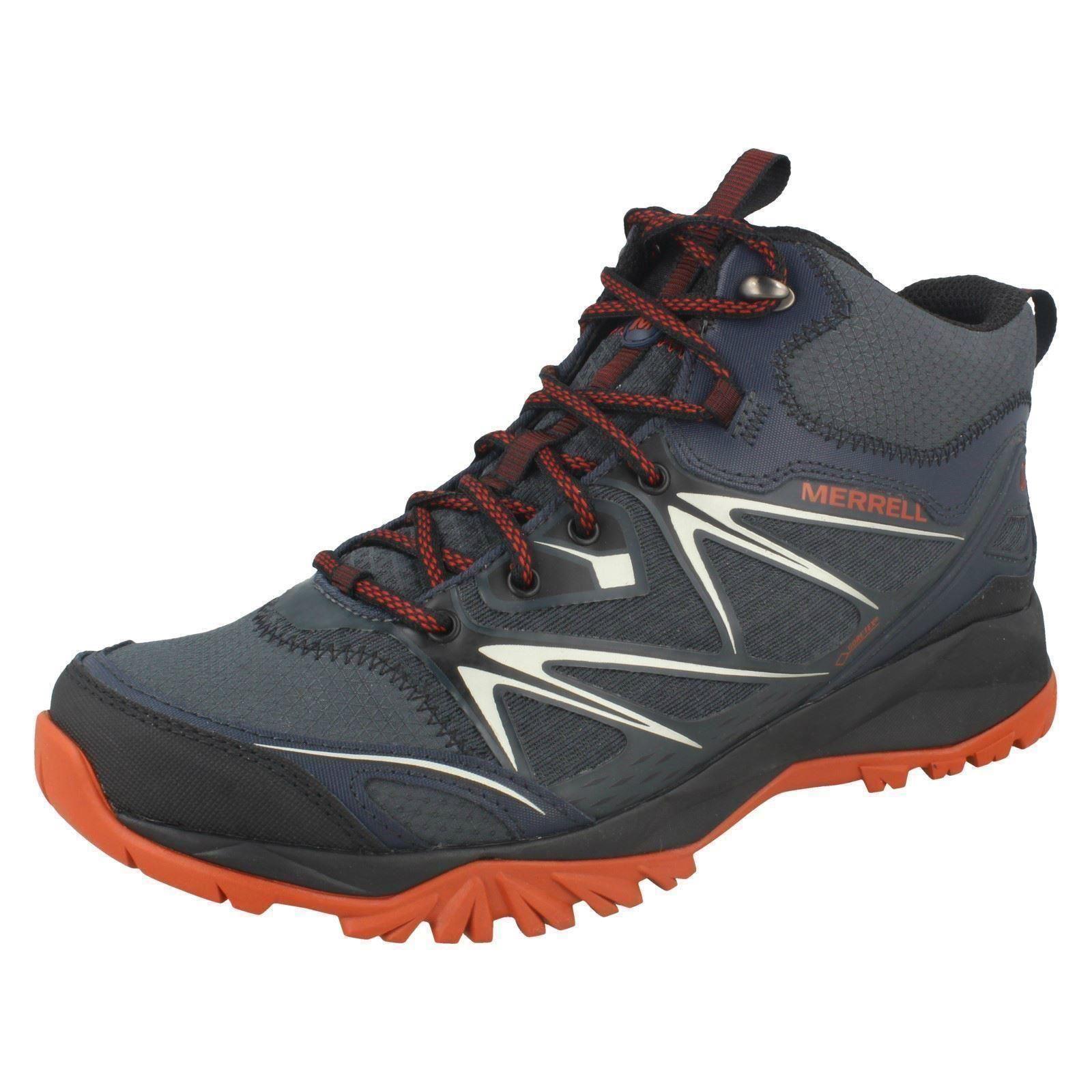 Mens Merrell Walking Boots Capra Bolt Mid Gore-Tex J35719 J35719 J35719 3196c3