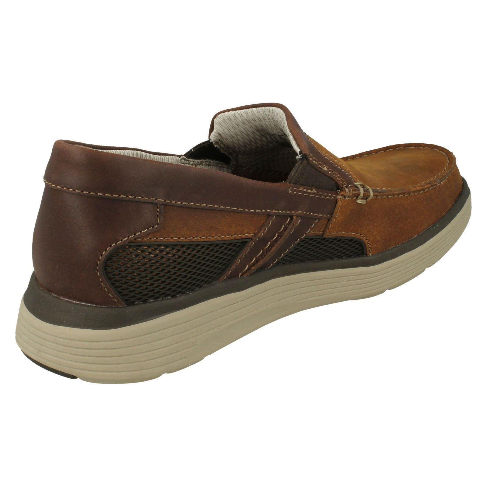 On Herren Clarks Casual Slip On  Schuhes Un Abode Free a30f63