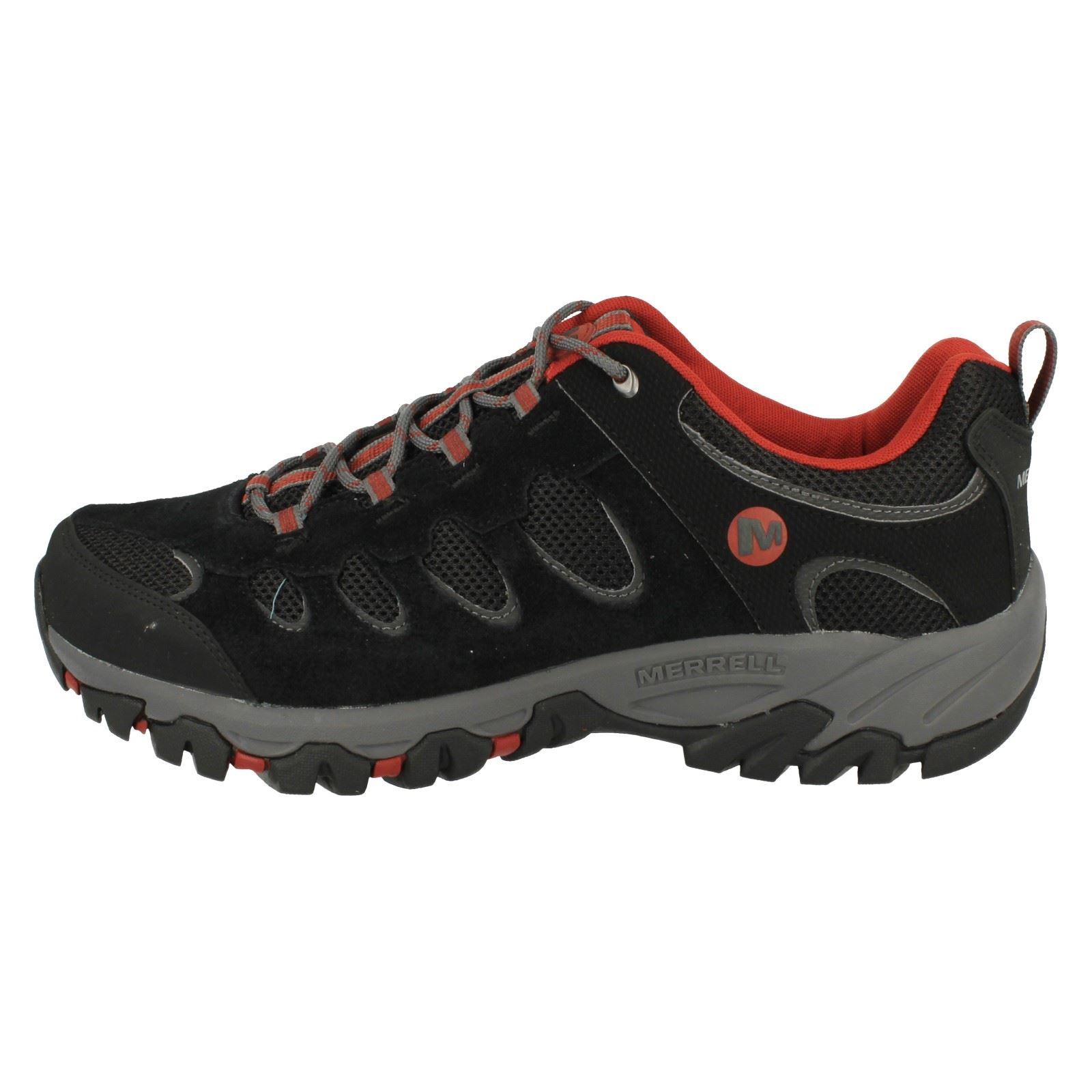 Mens Merrell Walking Trainers Trainers Trainers - Ridge Pass ae5f25