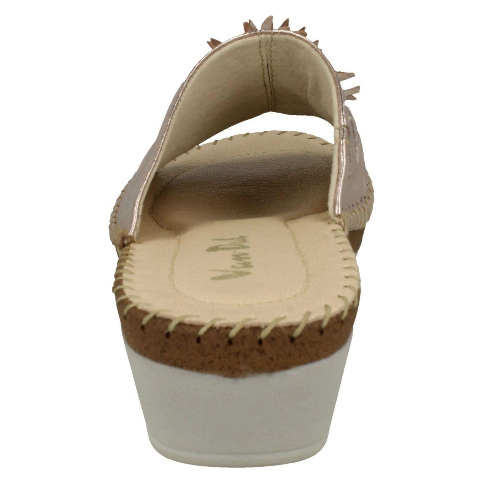 Ladies-Van-Dal-Wedge-Heel-Mule-Sandals-039-Banks-039 thumbnail 6
