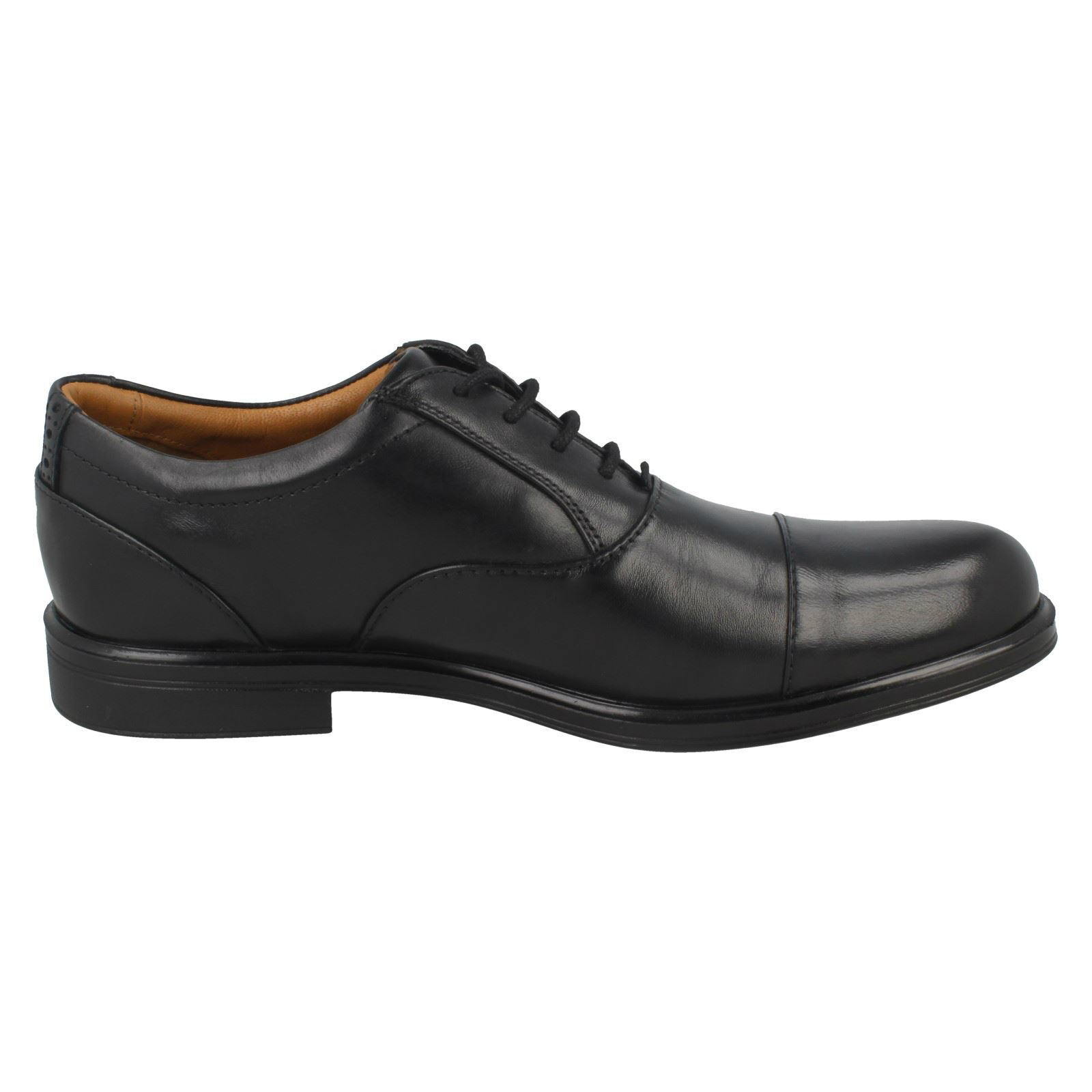 Lace Uomo Clarks Formal Oxford Lace  Up Schuhes Gabson Cap 6569e8
