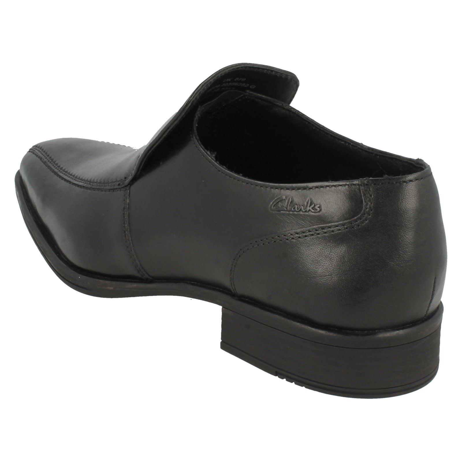 Calzado para formal Flenk hombre Step negro Clarks wrxrvI