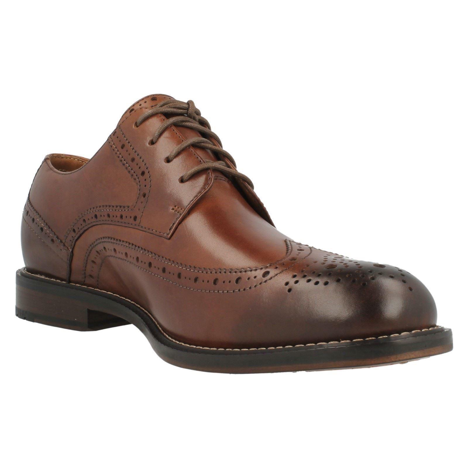 Da Uomo Clarks Formali Con Lacci Scarpe CALATA Dorset Limit Scarpe classiche da uomo