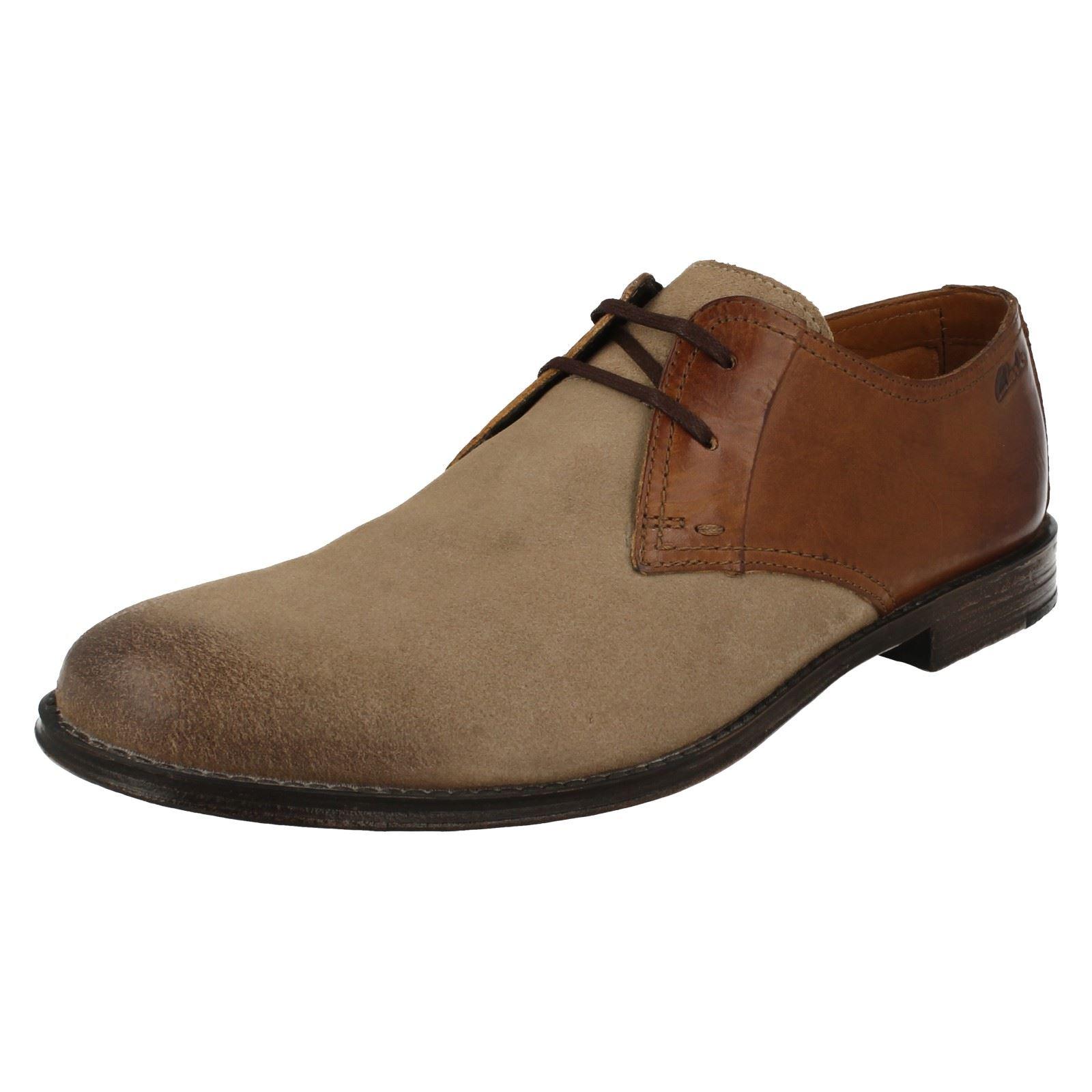 Mens Clarks Smart Shoes 'Hawkley Walk'