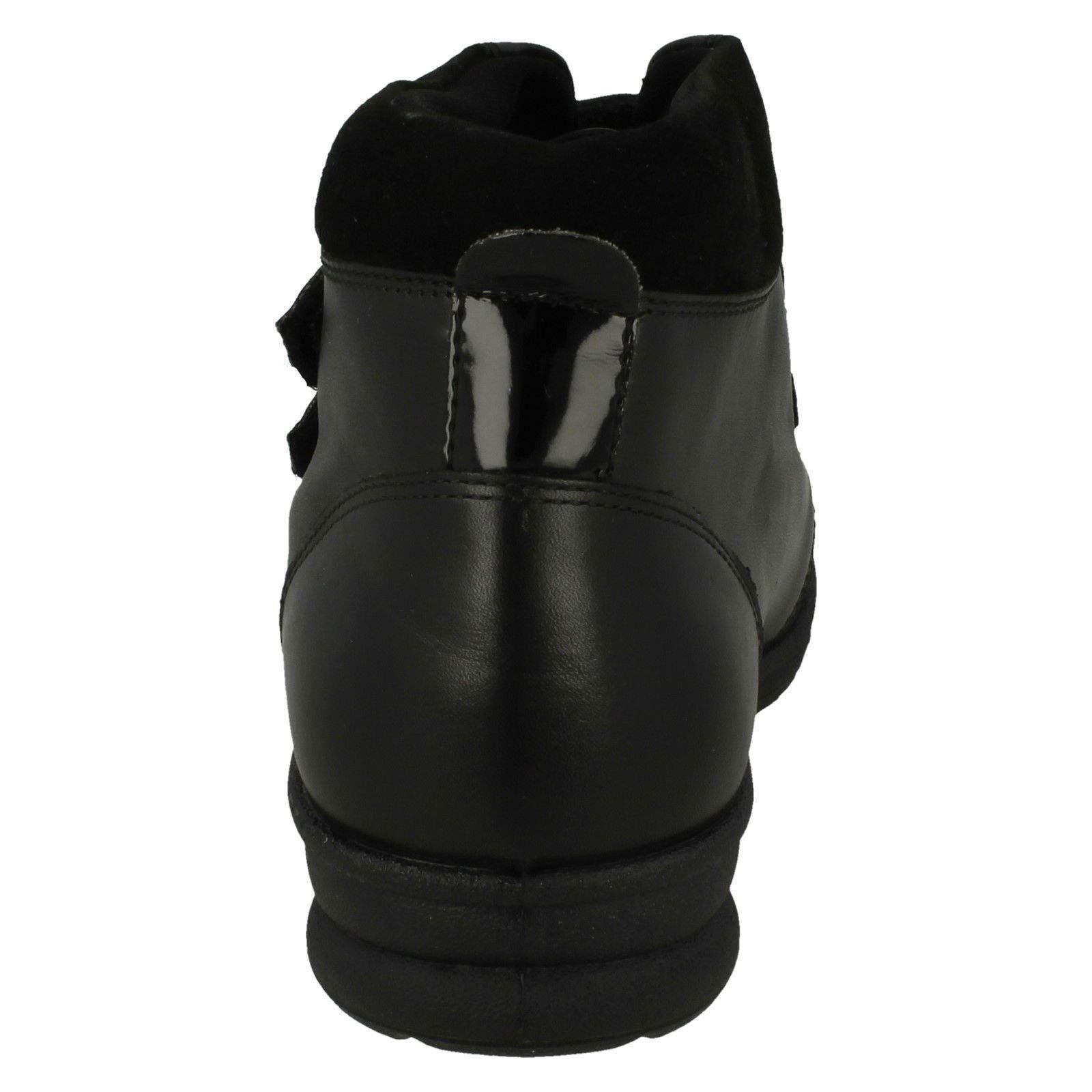 Ladies Padders Hook & Loop Ankle Ankle Ankle Boots Kathy 7d698d