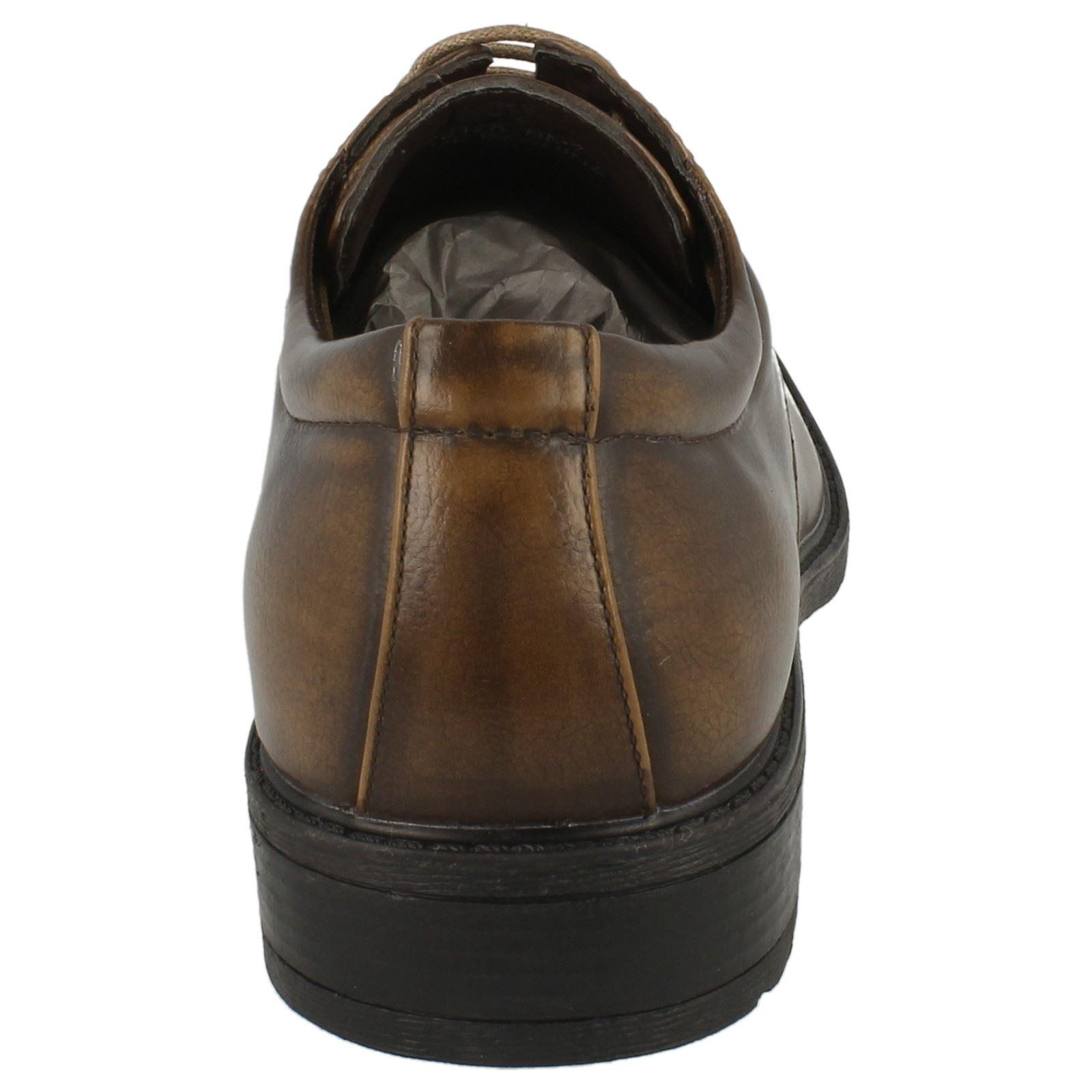 Maverick Bajo Con Cordones Zapato/Plain