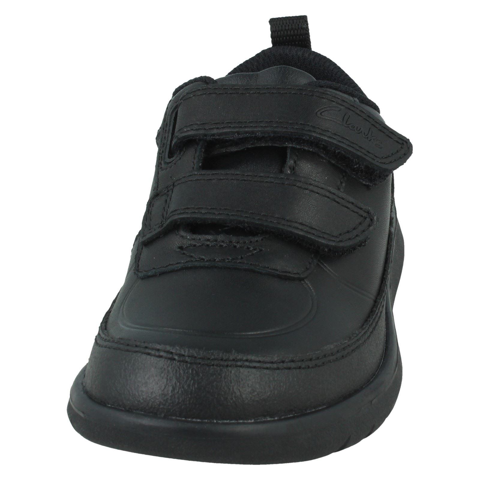 Clarks School Boys/' Scape Flare Kid Low-Top Sneakers