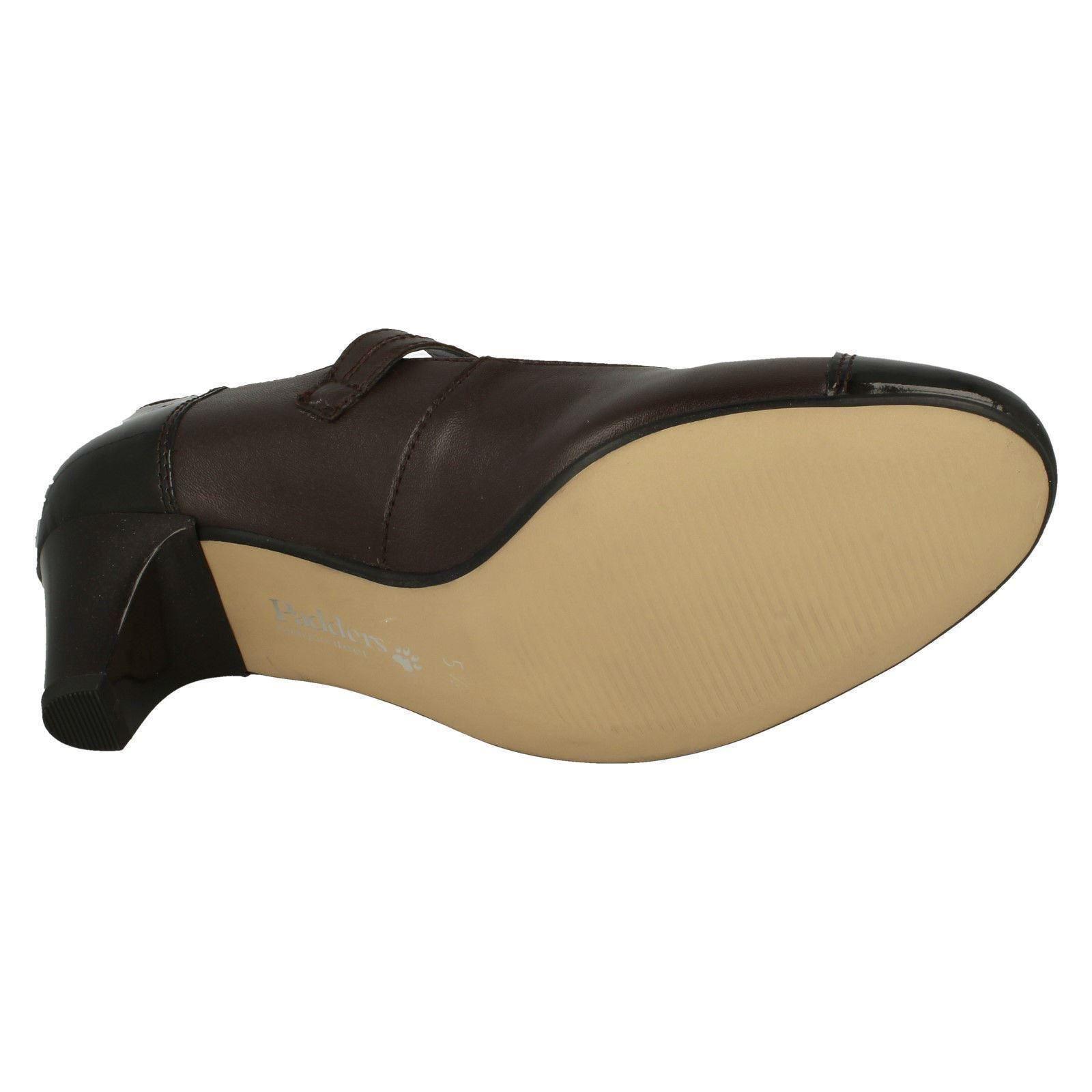 Ladies Padders con tacco Mary Jane Stile Scarpe-Jean | Ottima Ottima Ottima qualità  4cd4a4