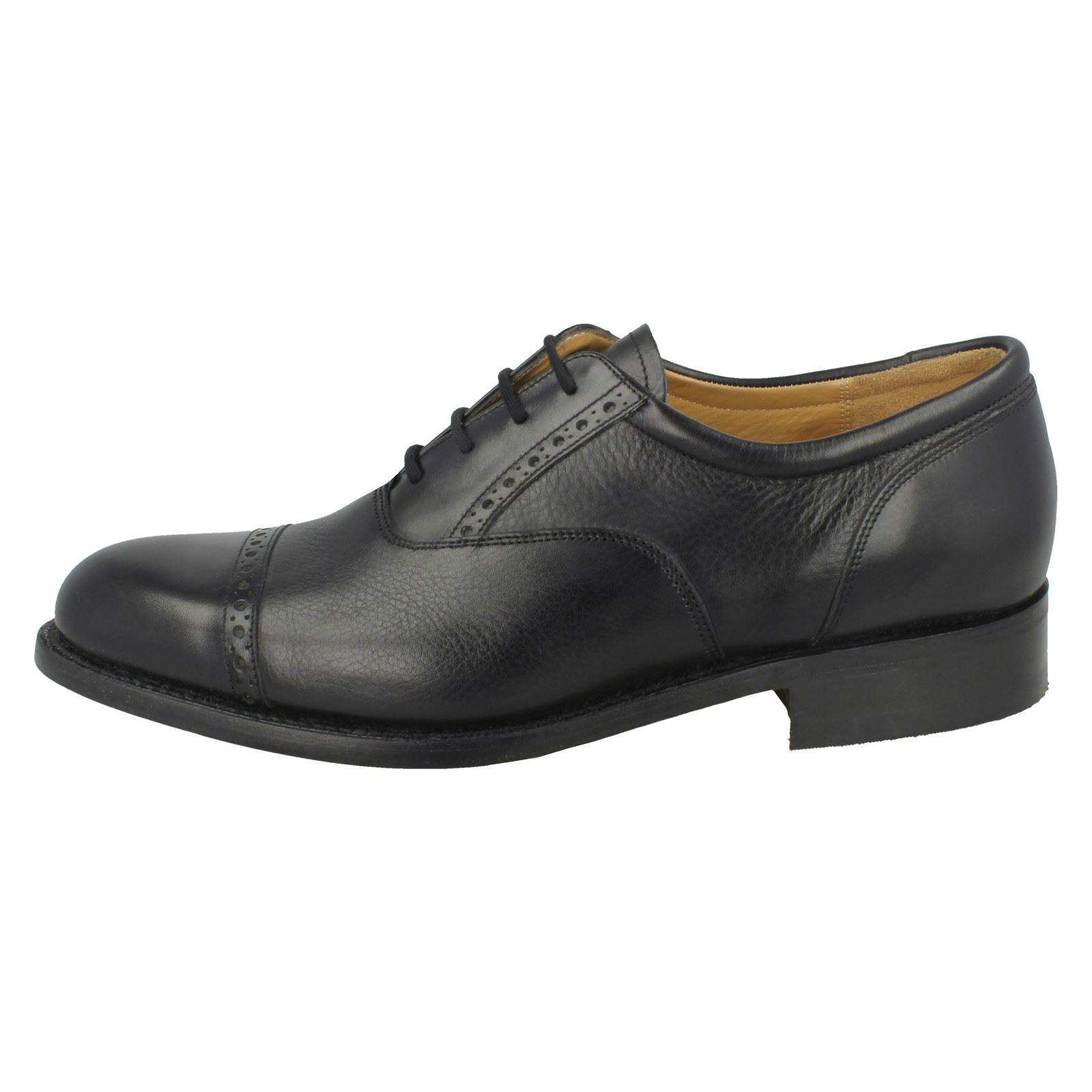 Formal Uomo Barker Formal  Lace Up Schuhes Shoreham 303c2d