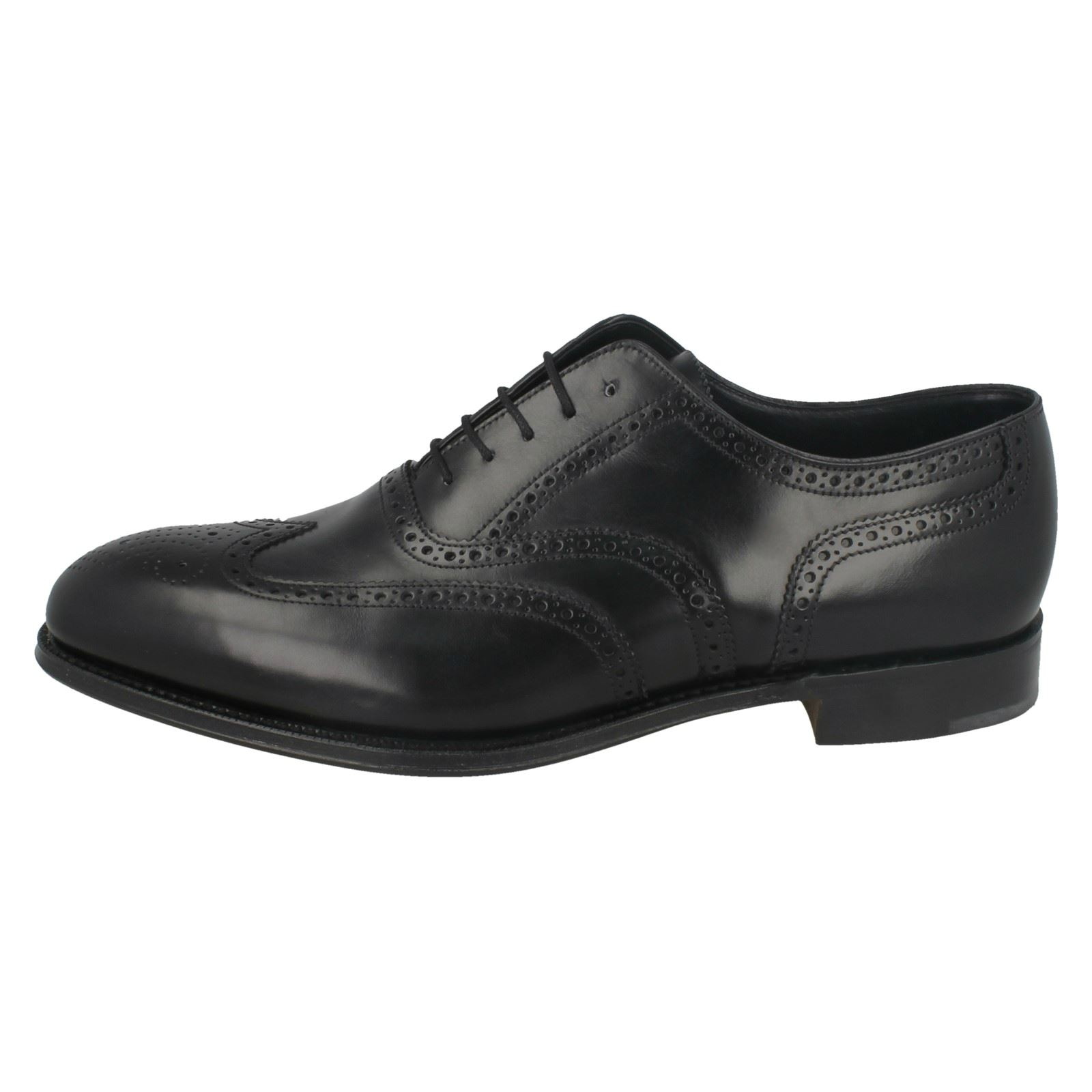 Mens Loake Lace Up Up Up Brogue schuhe - Exeter   7b60da