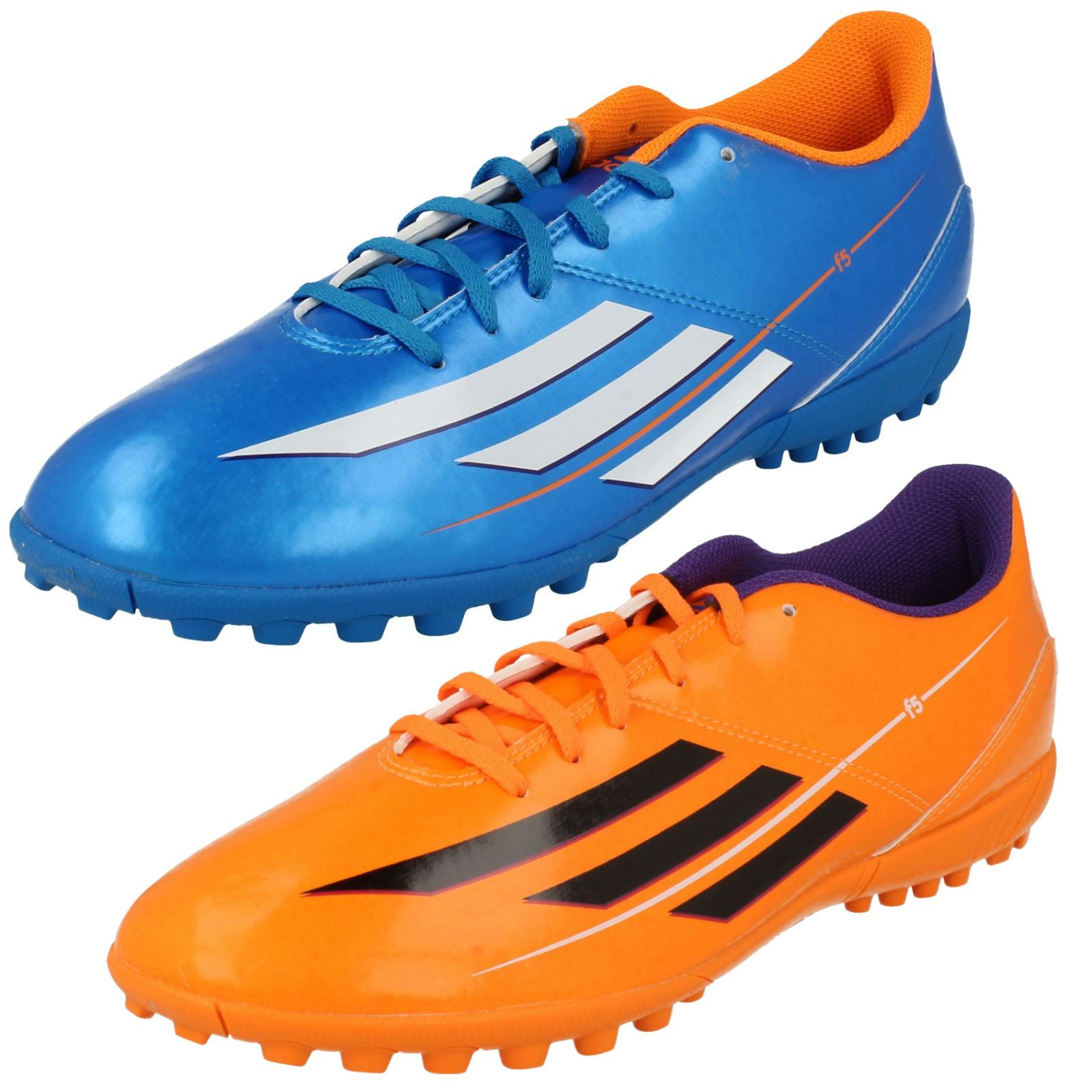 2bab5537e34c Details about Mens Adidas F5 TRX TF Football Soccer Trainers