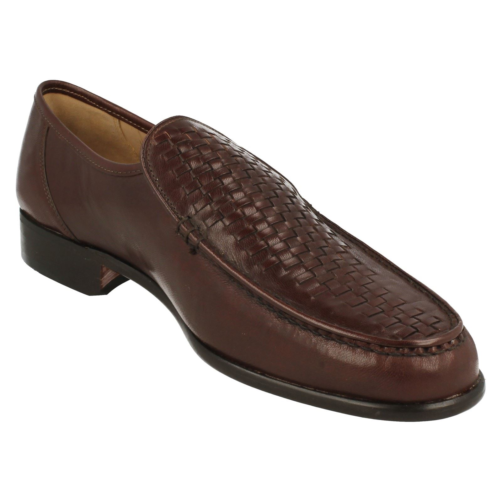 Mens Grenson Formal Slip On On On Shoes Redgrave 2460a7
