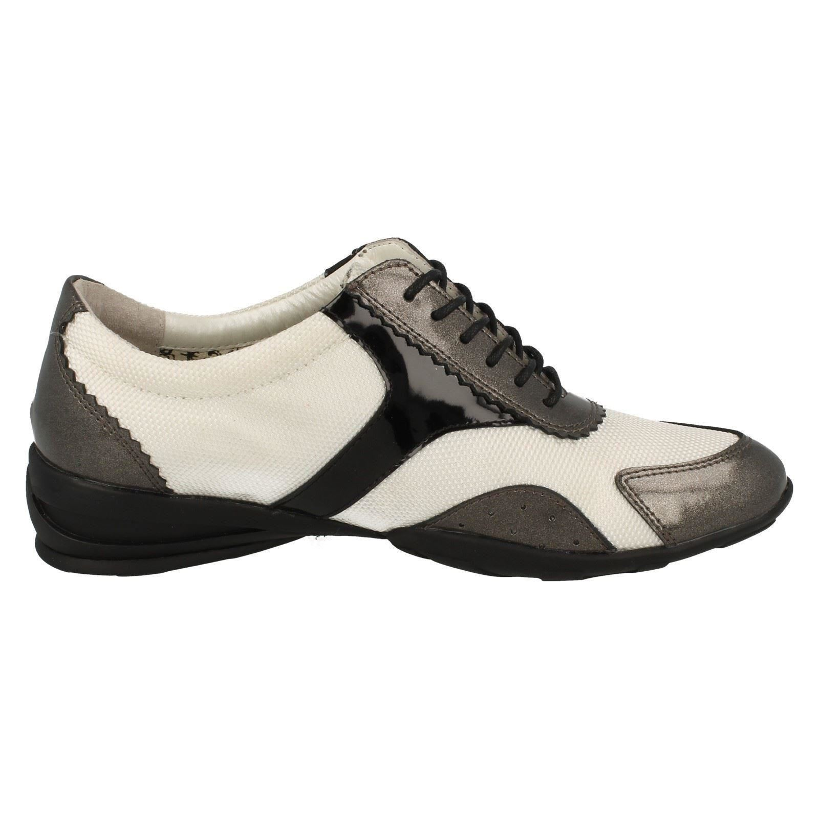 Damas De Bambú Informal Zapatos Suzi
