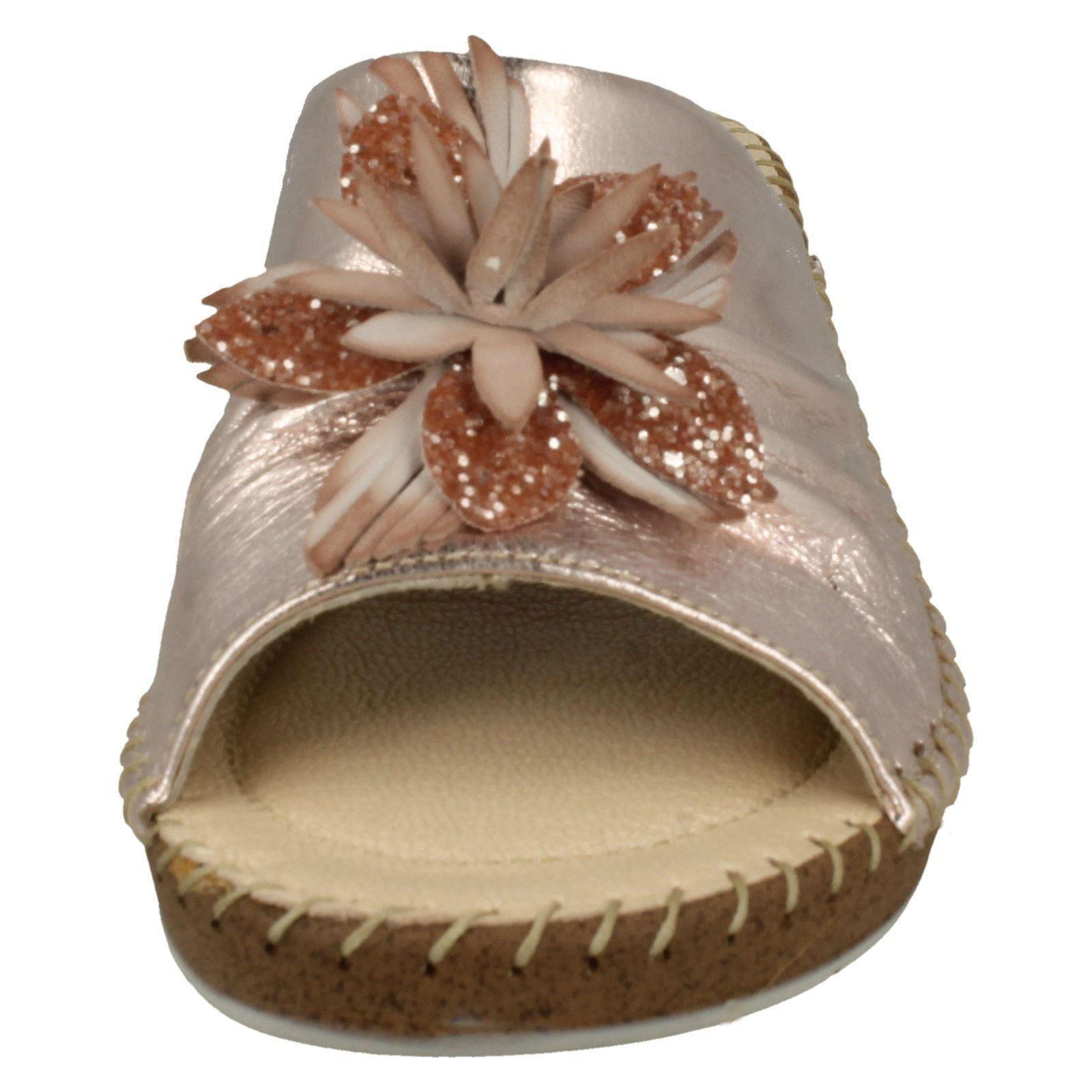 Ladies-Van-Dal-Wedge-Heel-Mule-Sandals-039-Banks-039 thumbnail 8