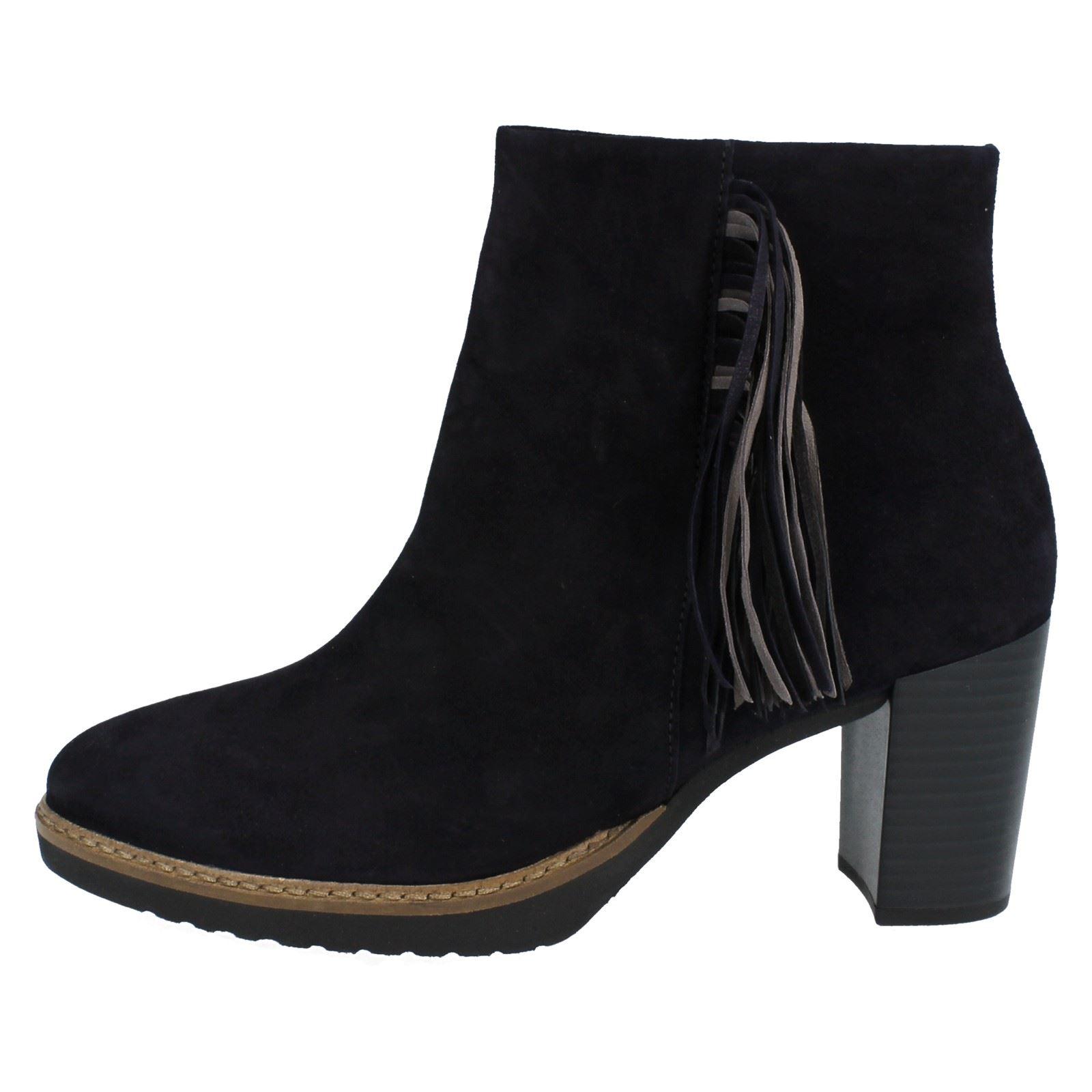 5baedec3748341 Ladies-Gabor-Ankle-Boots-039-51722-039 thumbnail 7