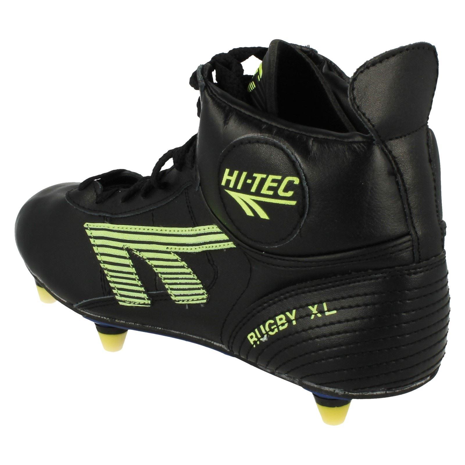 dd3181002a9b Hi-Tec-Mens-Rugby-Boots-Rugby-XL thumbnail 4