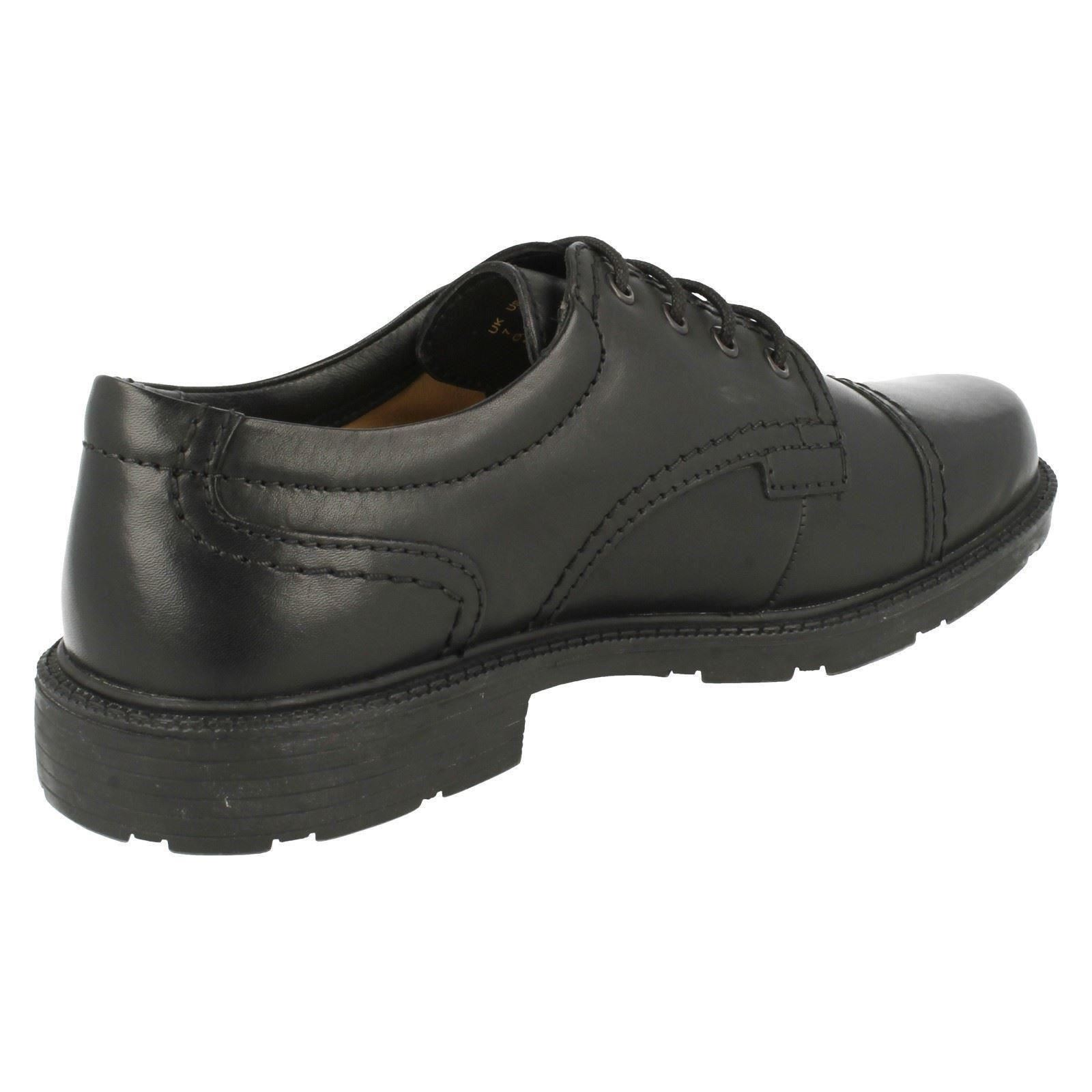 Mens Clarks Formal Shoes Lair Cap