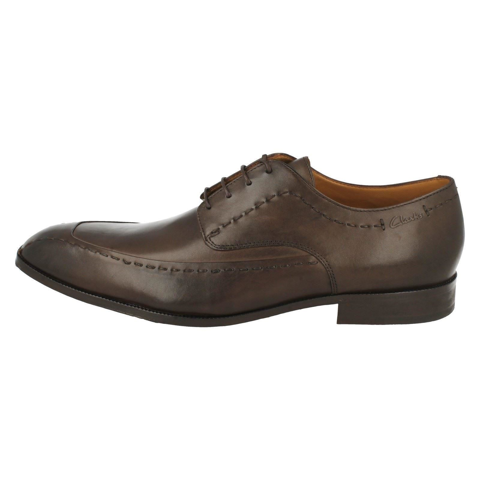 Clarks Uomo Clarks  Formal Schuhes Fair Cafe a63909