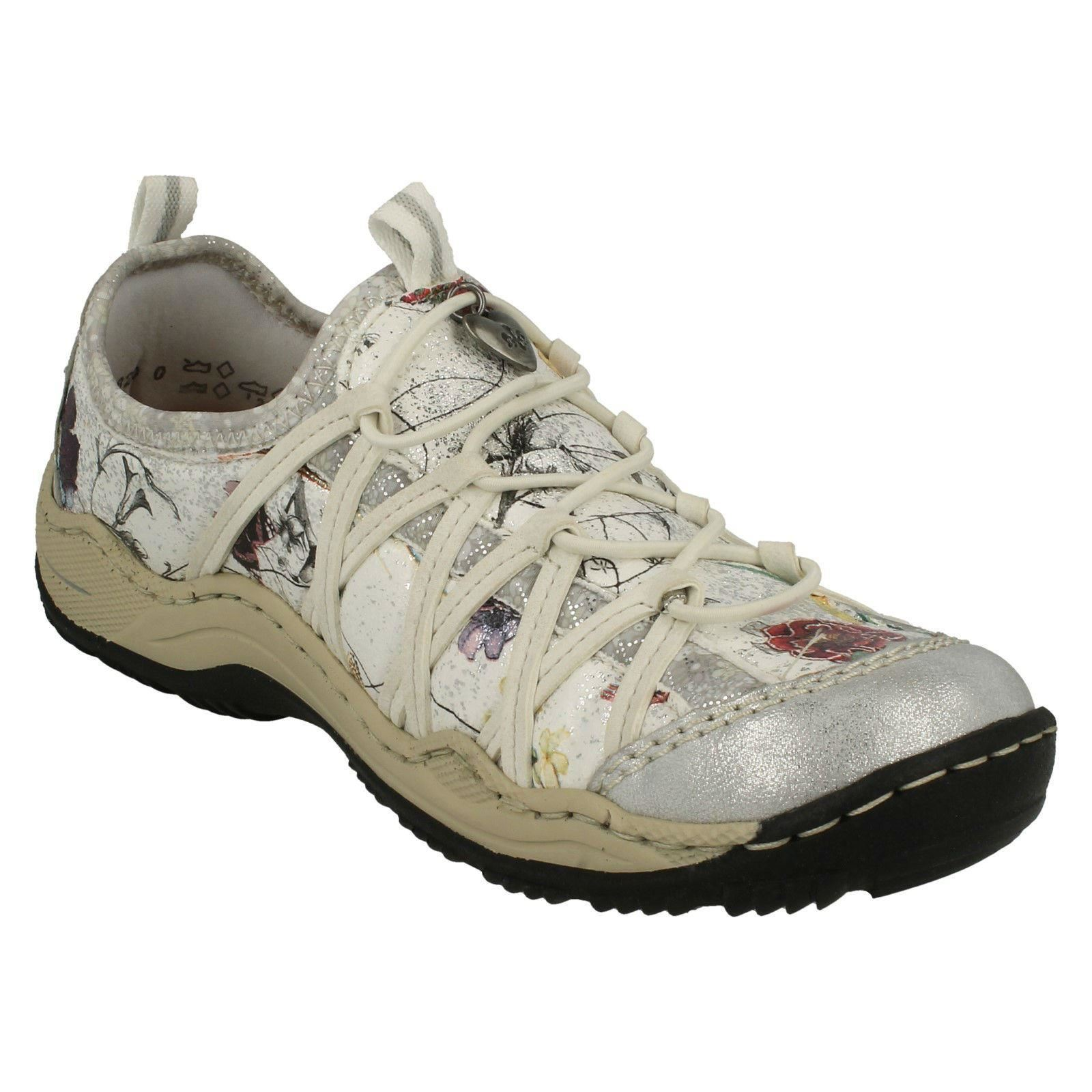 Ladies Rieker Lightweight Trainers Trainers Trainers 'L0559' 997550