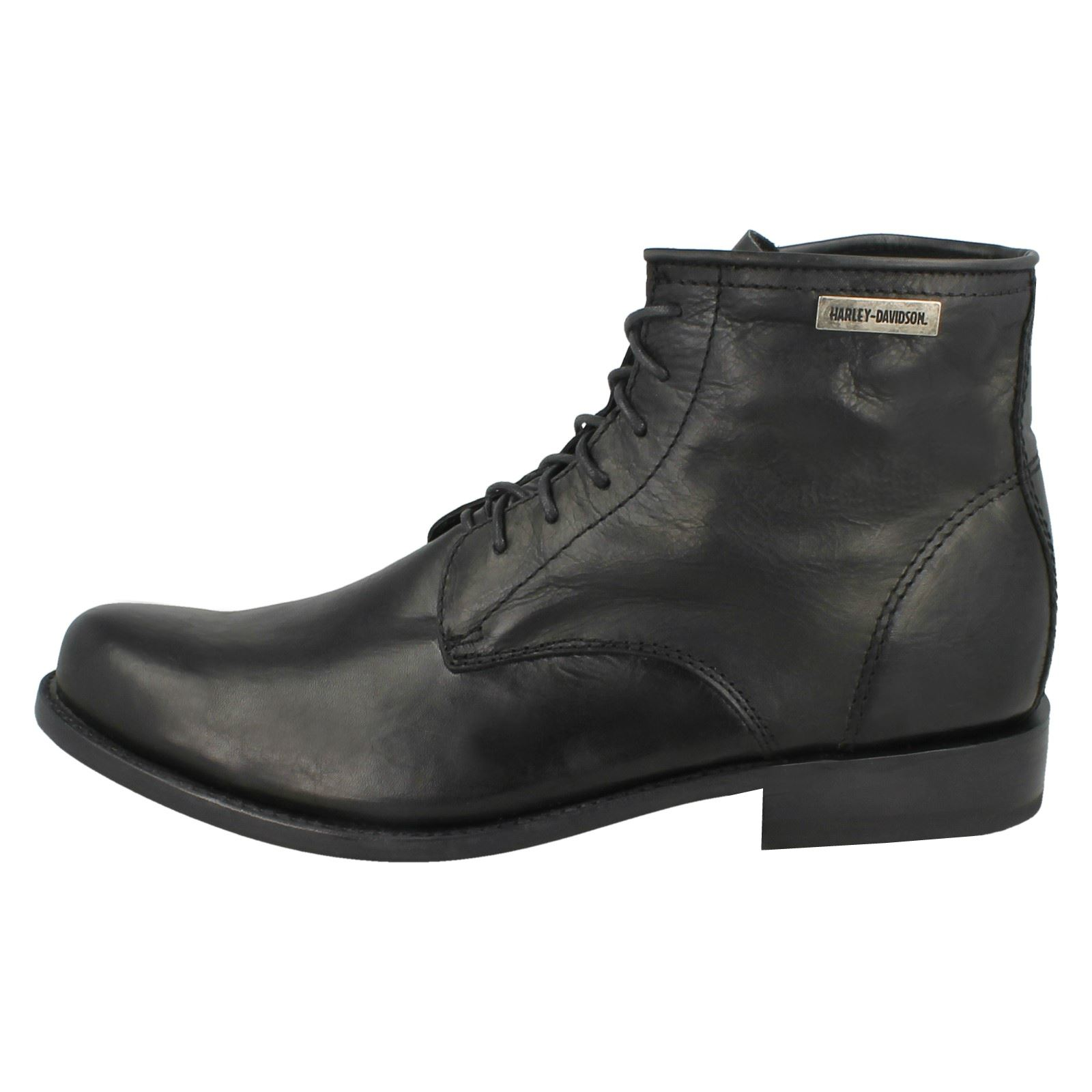 Mens Stiefel Harley Davidson Casual Ankle Stiefel Mens Tarrson D92104 707492